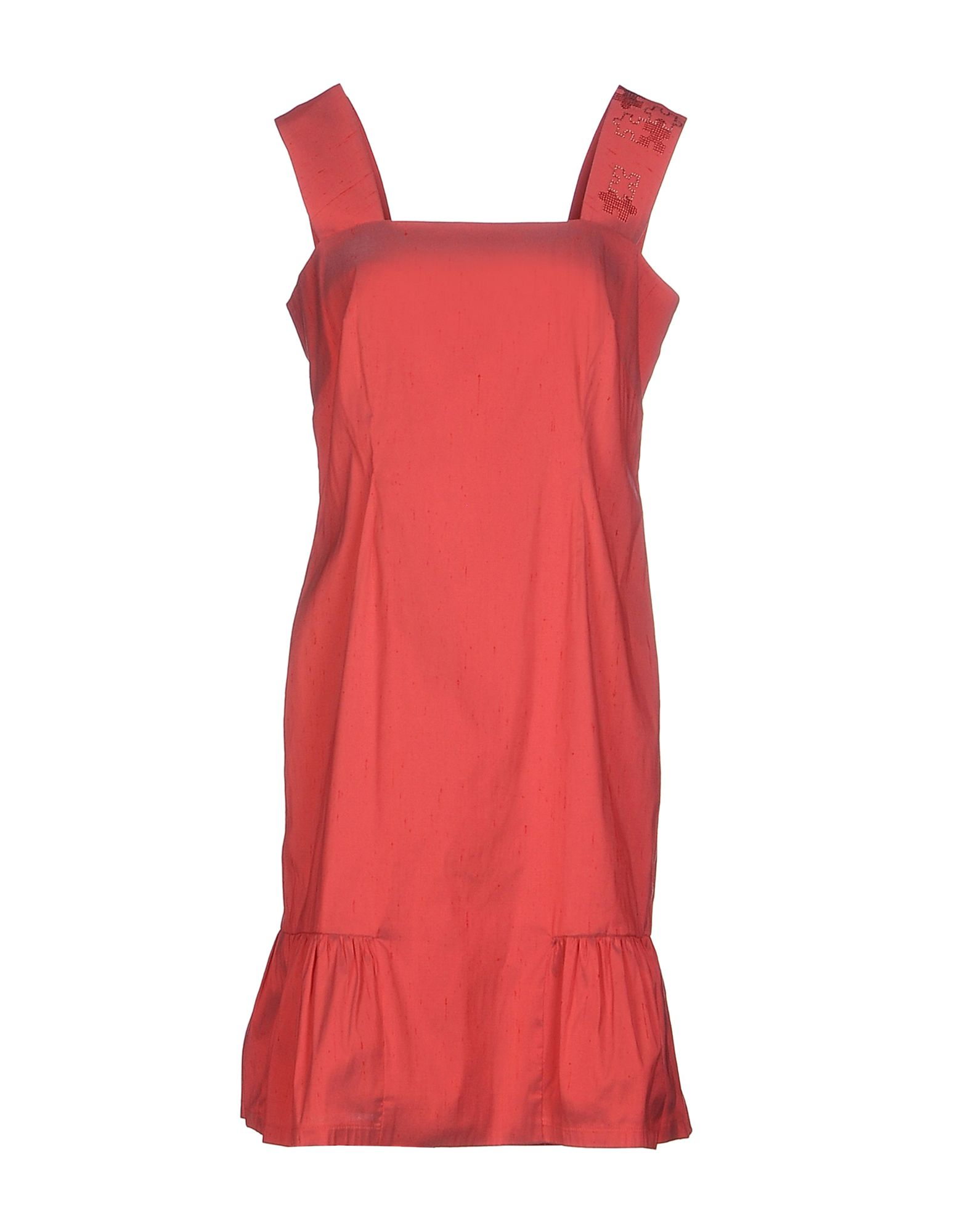 WALTER DUCHINI Короткое платье цена 2017