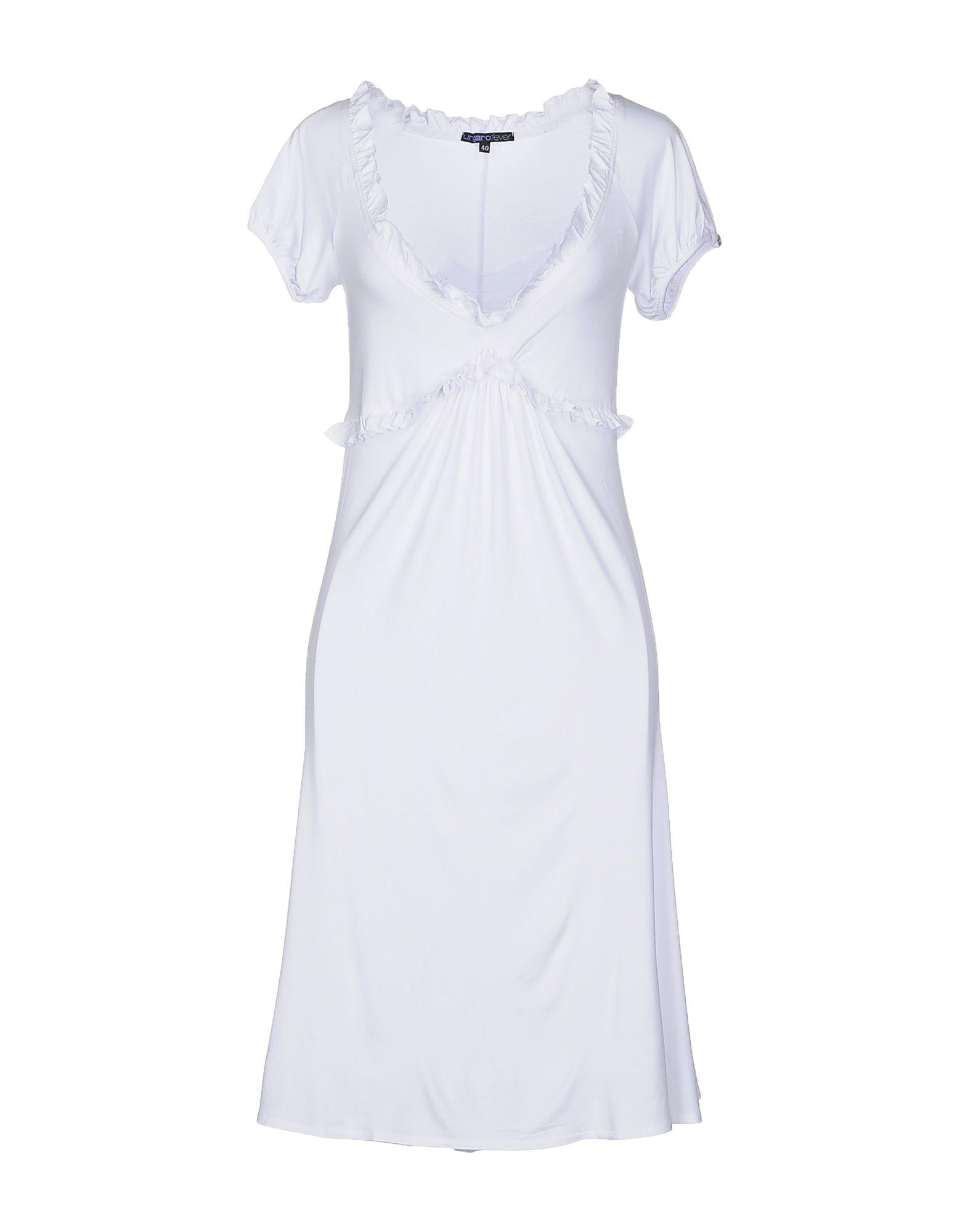 UNGARO FEVER Короткое платье ungaro fever повседневные брюки
