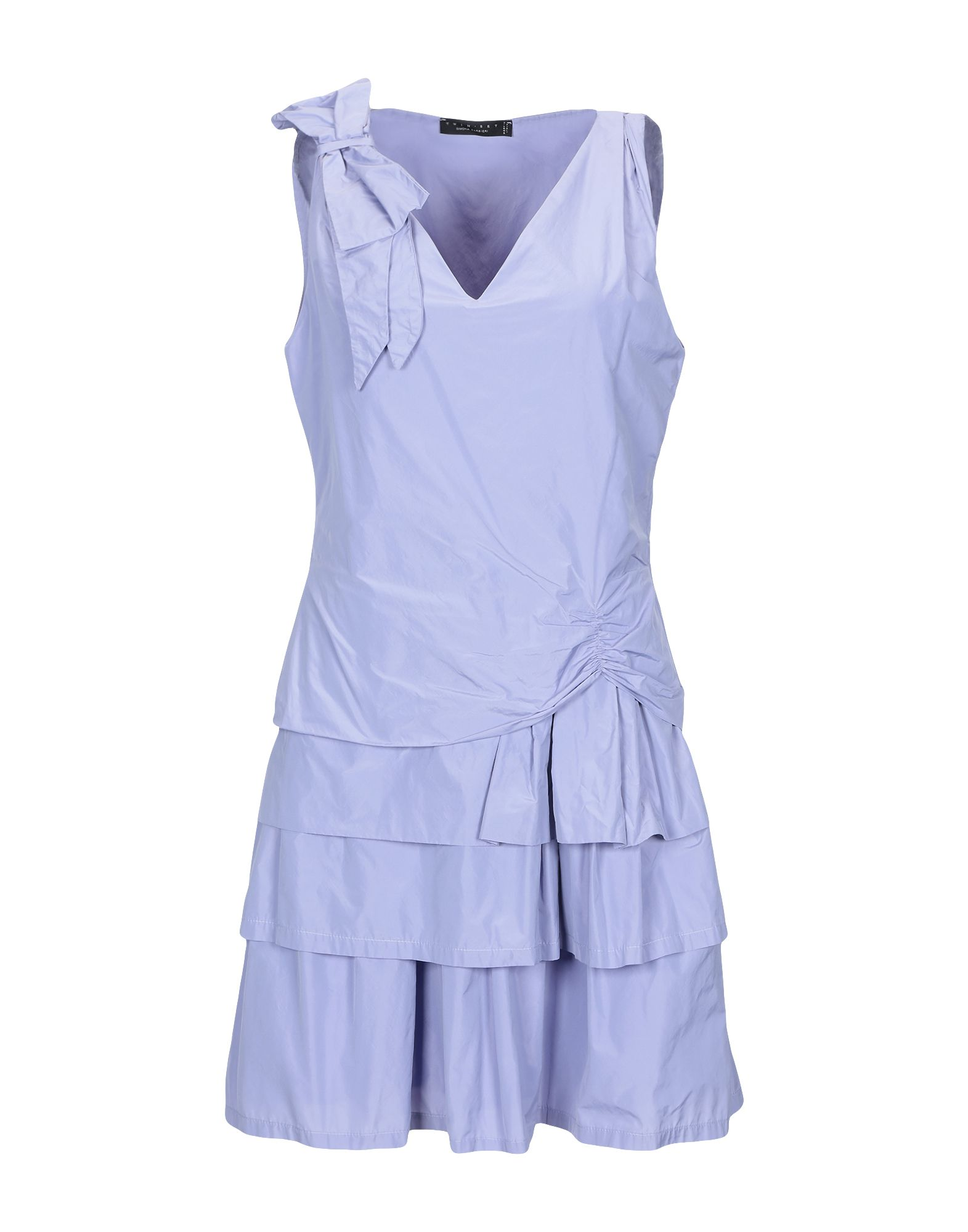 TWINSET Короткое платье платье lusio lusio lu018ewthh55