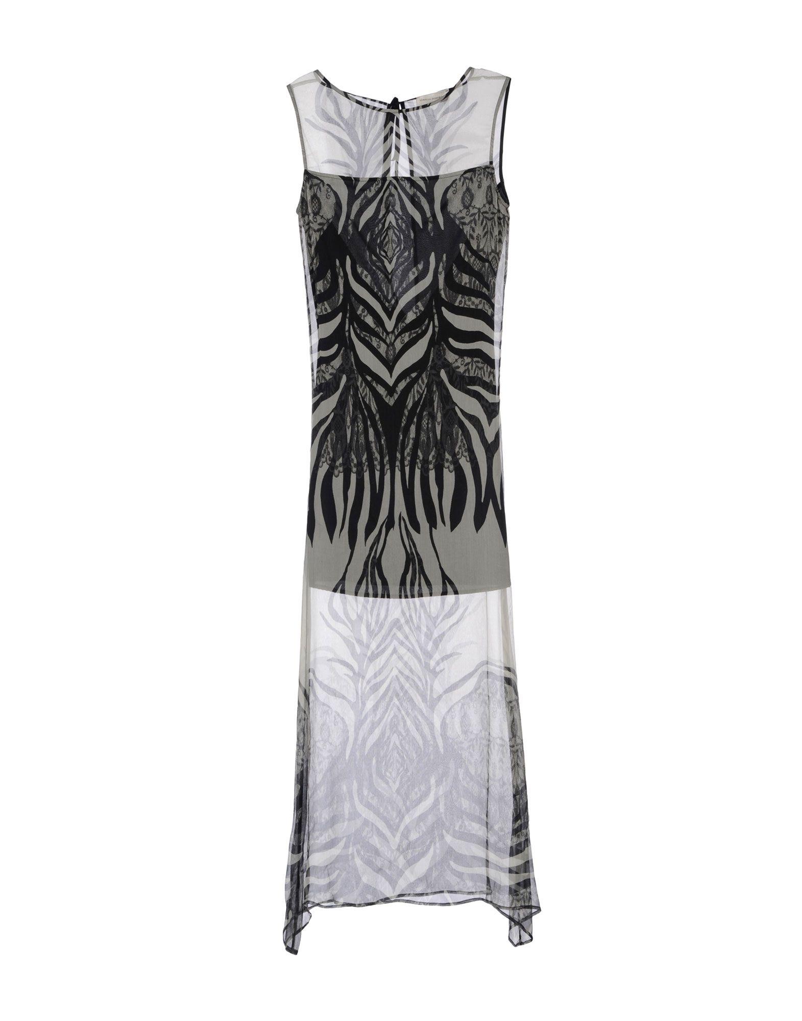 где купить LORELLA SIGNORINO Длинное платье по лучшей цене