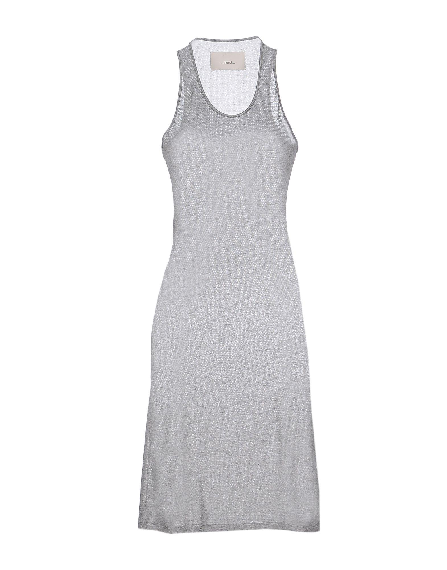 ..,MERCI Короткое платье achillea короткое платье
