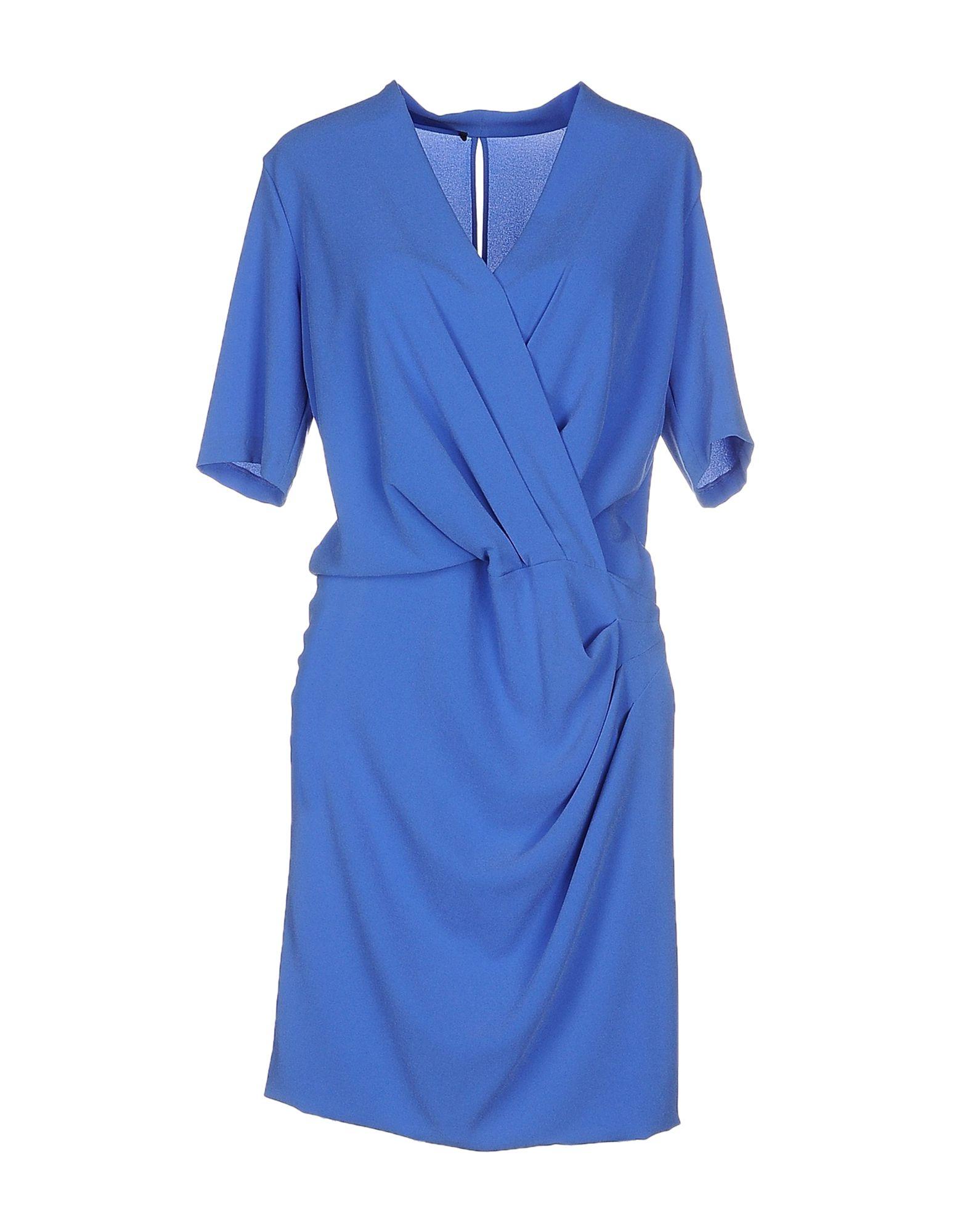 BLUE LES COPAINS Короткое платье les copains короткое платье