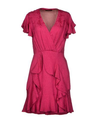 Короткое платье JO NO FUI 34574555MN