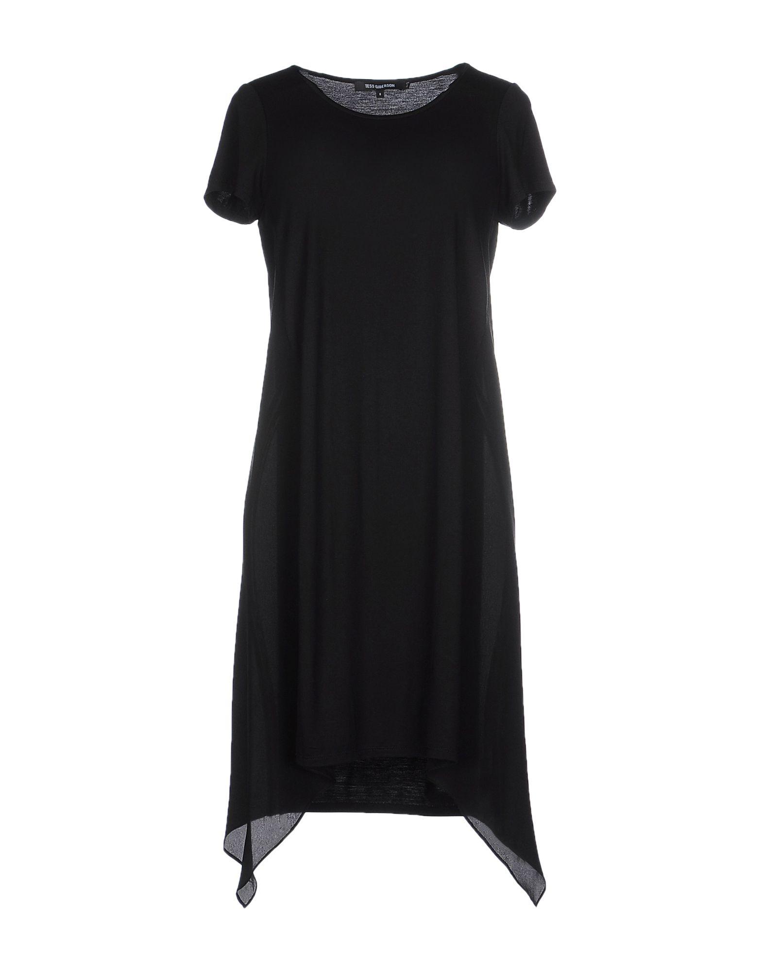 TESS GIBERSON Короткое платье roxy tess