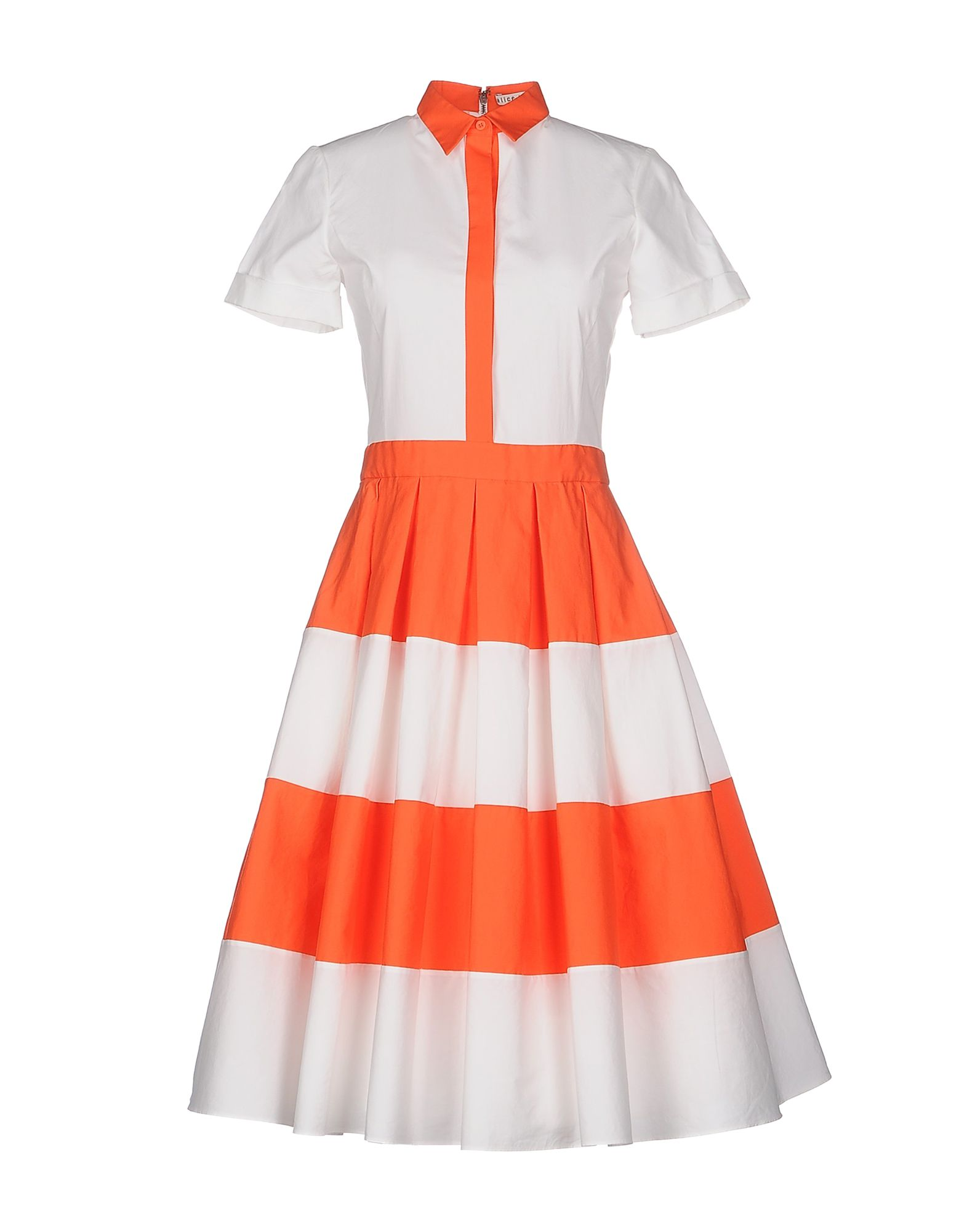 ALICE + OLIVIA Платье до колена платье alice olivia alice olivia al054ewyzd26