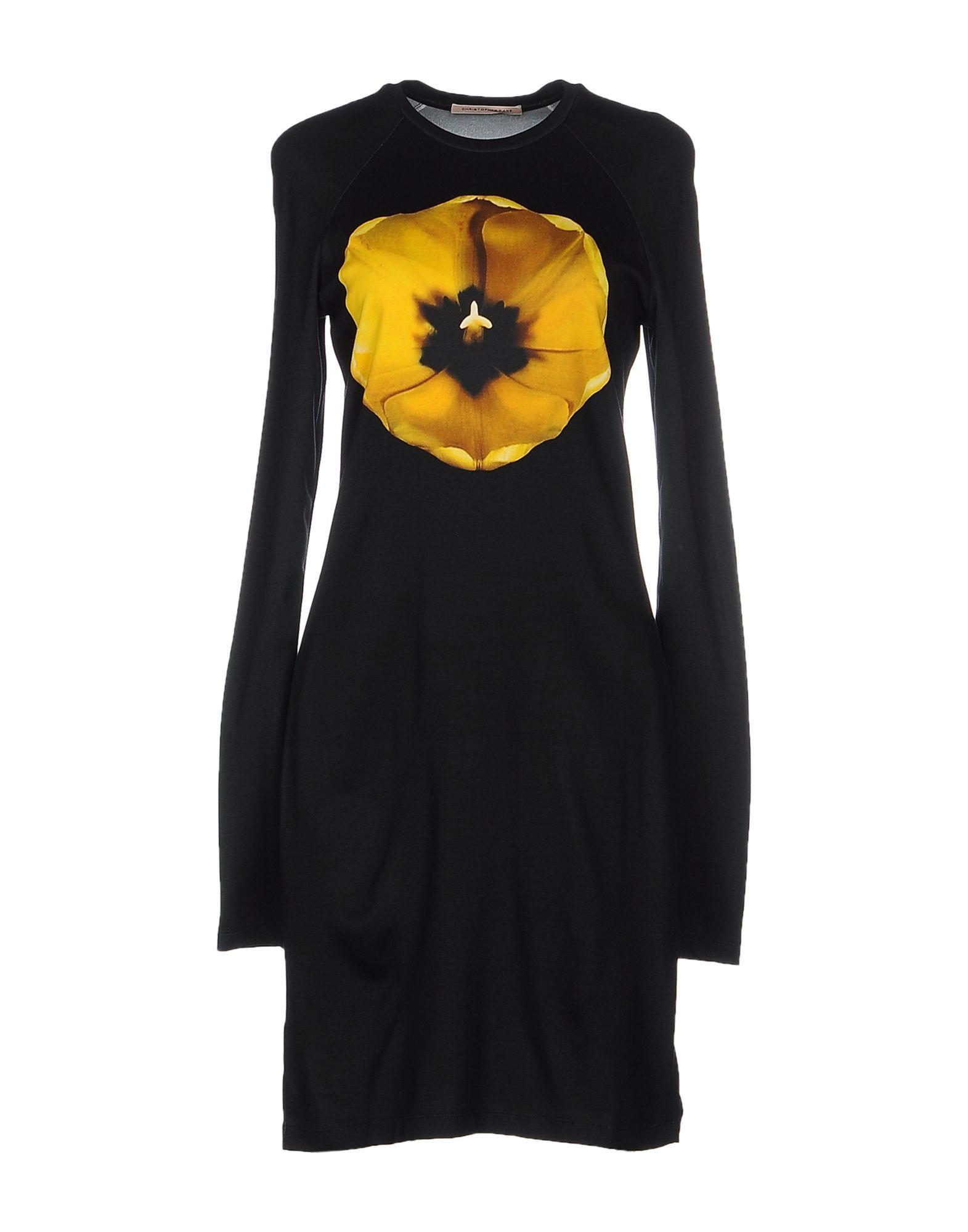 CHRISTOPHER KANE Короткое платье платье christopher kane