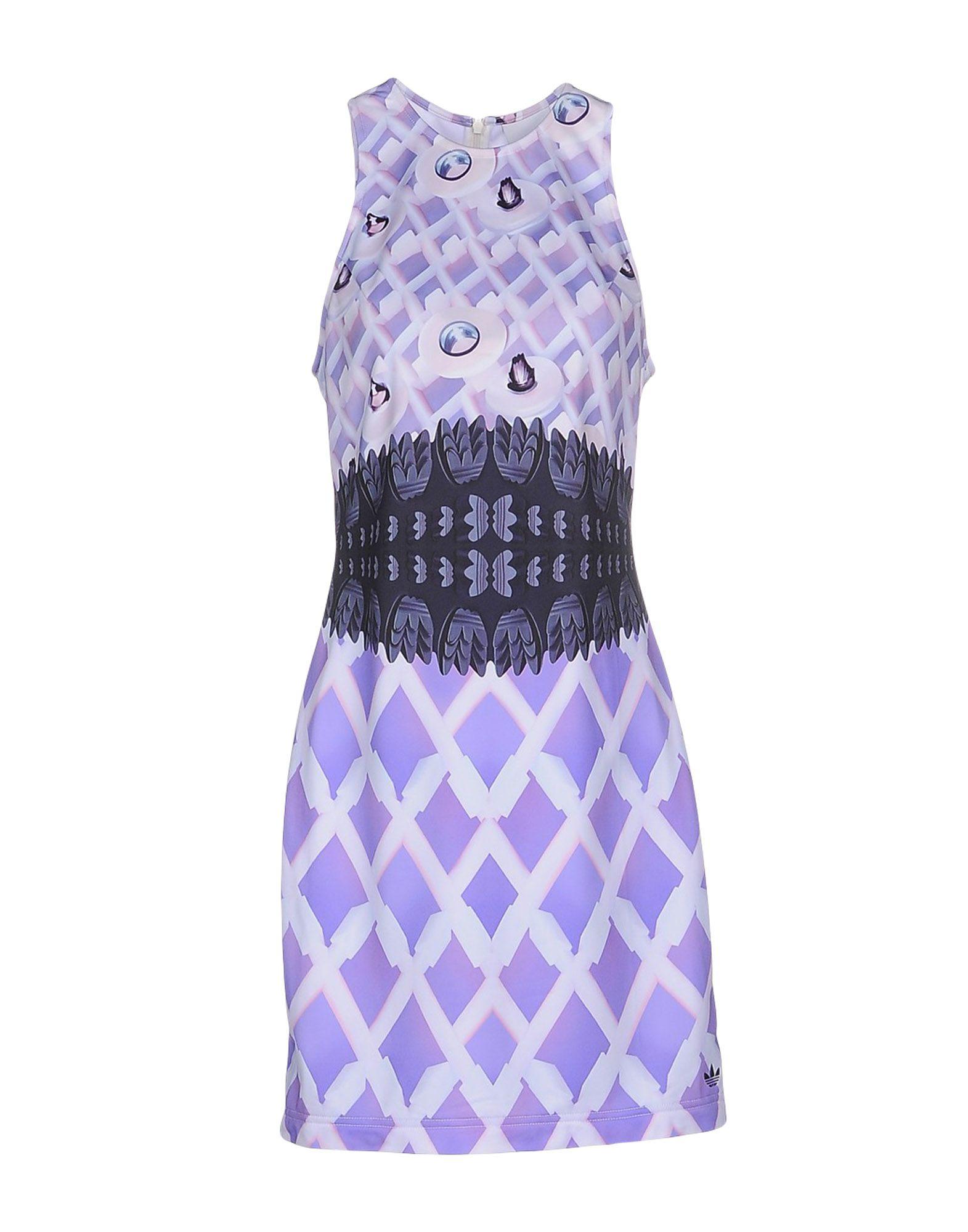 где купить  ADIDAS x MARY KATRANTZOU Короткое платье  по лучшей цене