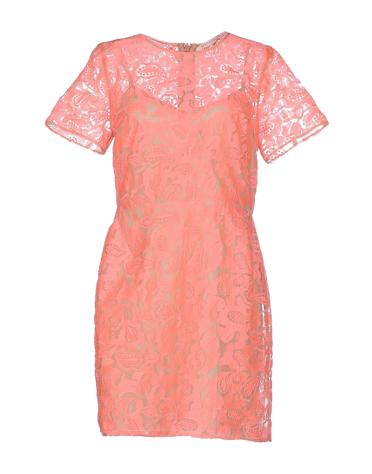 где купить  VERONICA BEARD Короткое платье  по лучшей цене