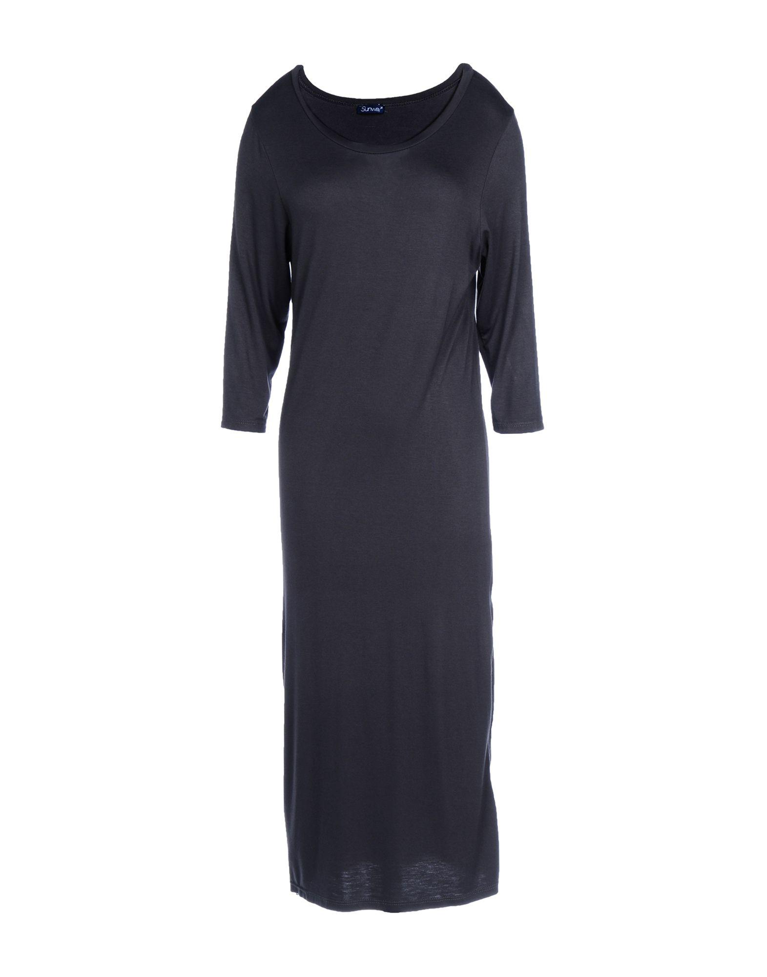 SUNWAY Платье длиной 3/4 lisa corti платье длиной 3 4