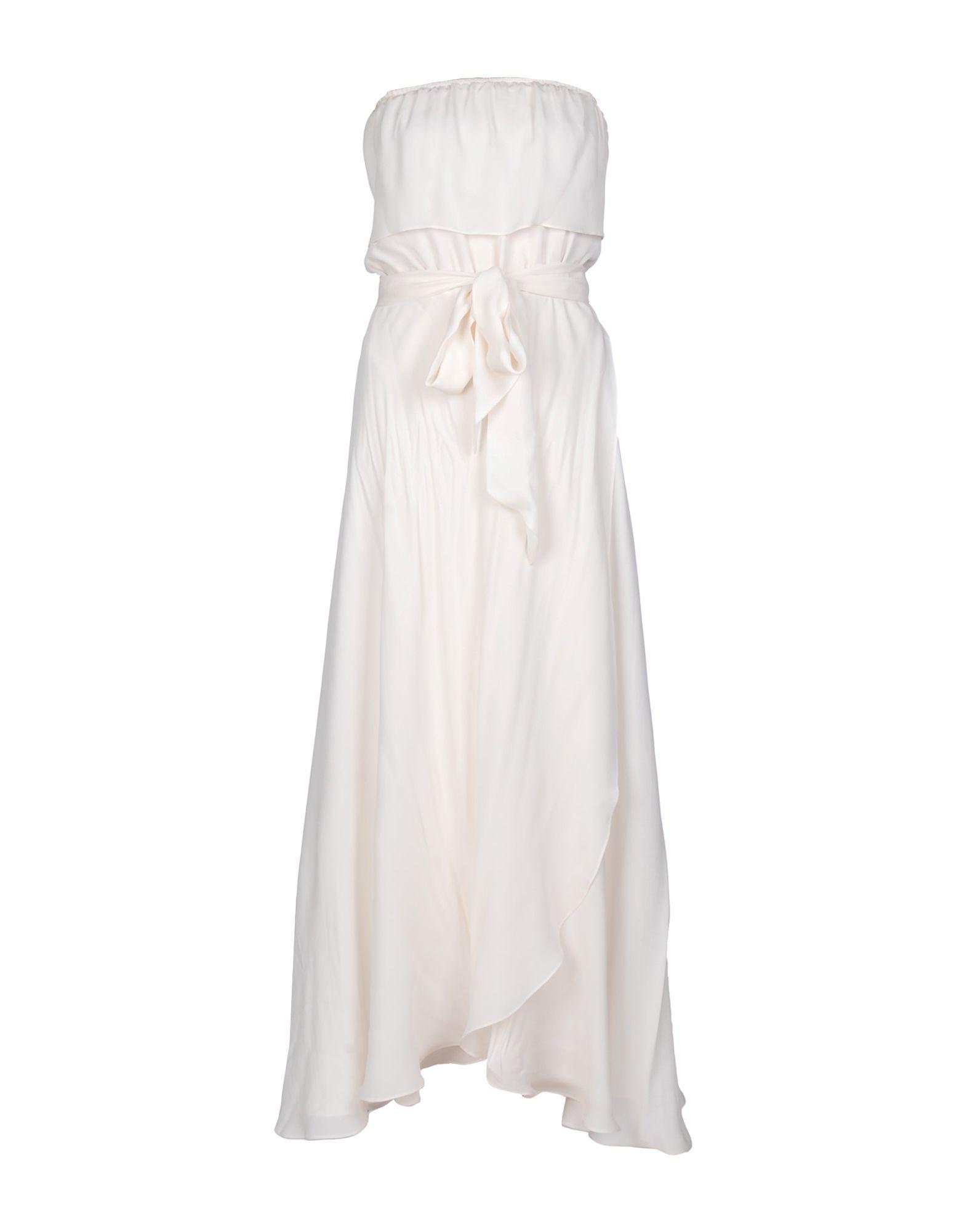 HAUTE HIPPIE Длинное платье в магазине духи escada ibiza hippie