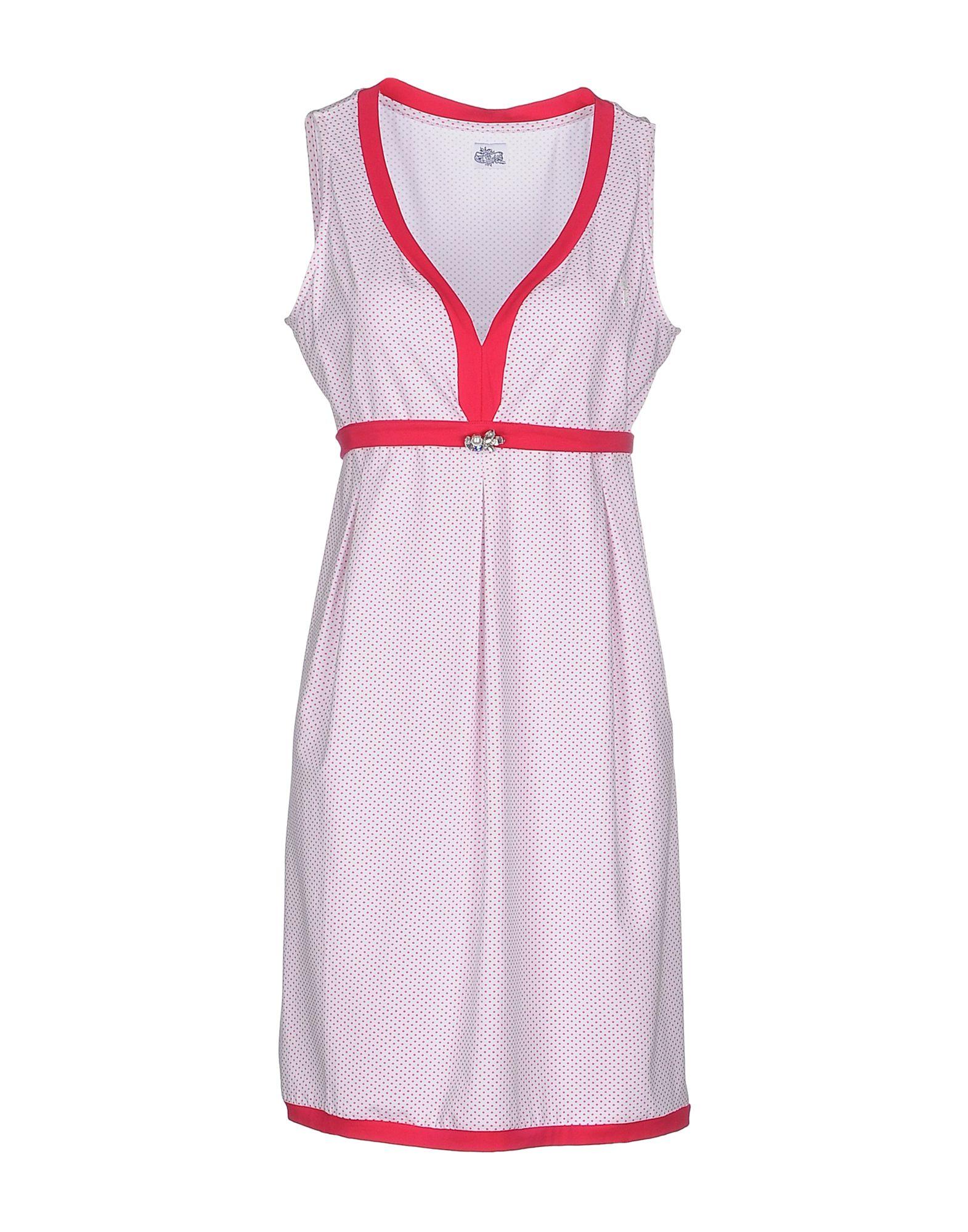 COOPERATIVA PESCATORI POSILLIPO Короткое платье цена 2017