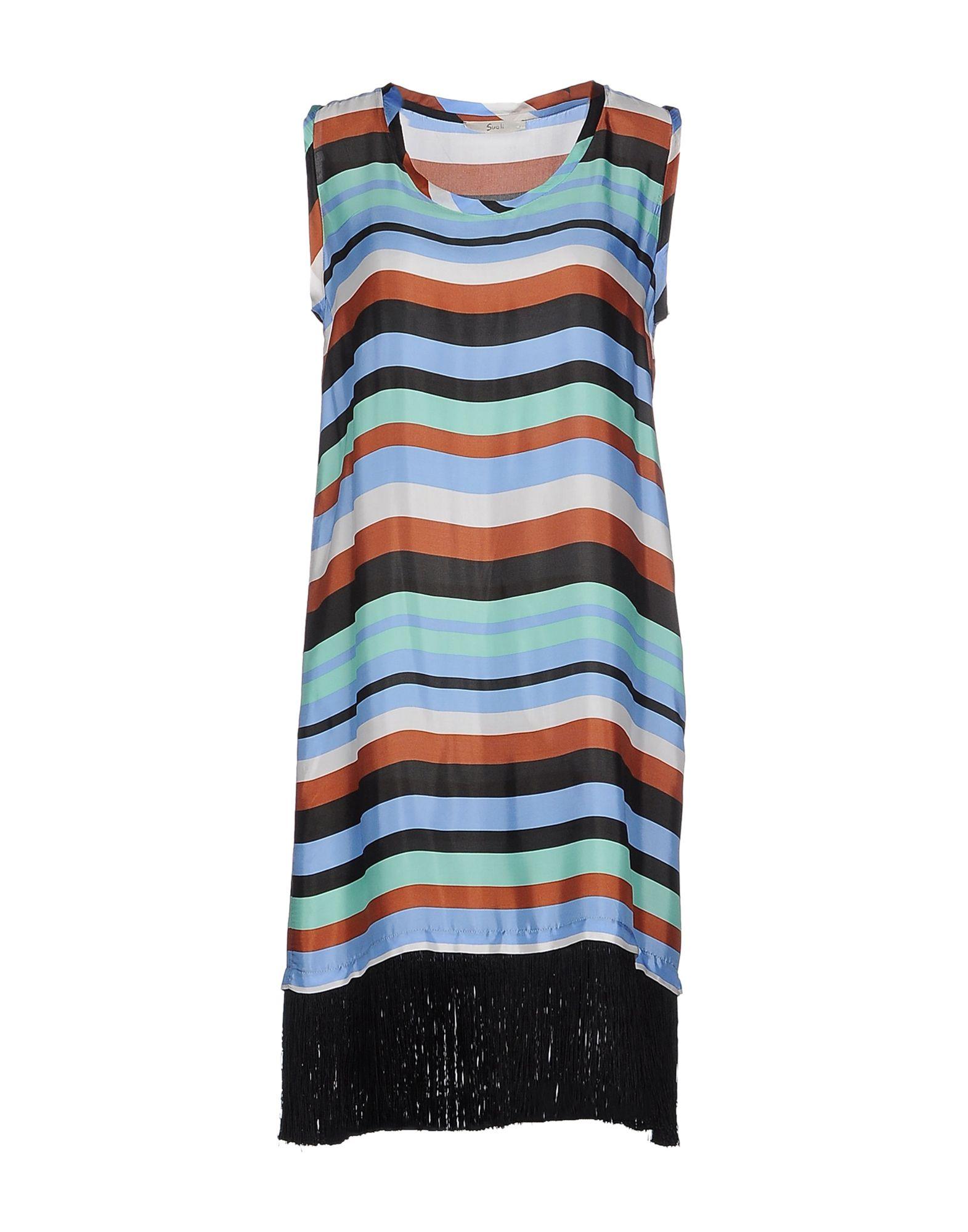 SUOLI Короткое платье suoli короткое платье