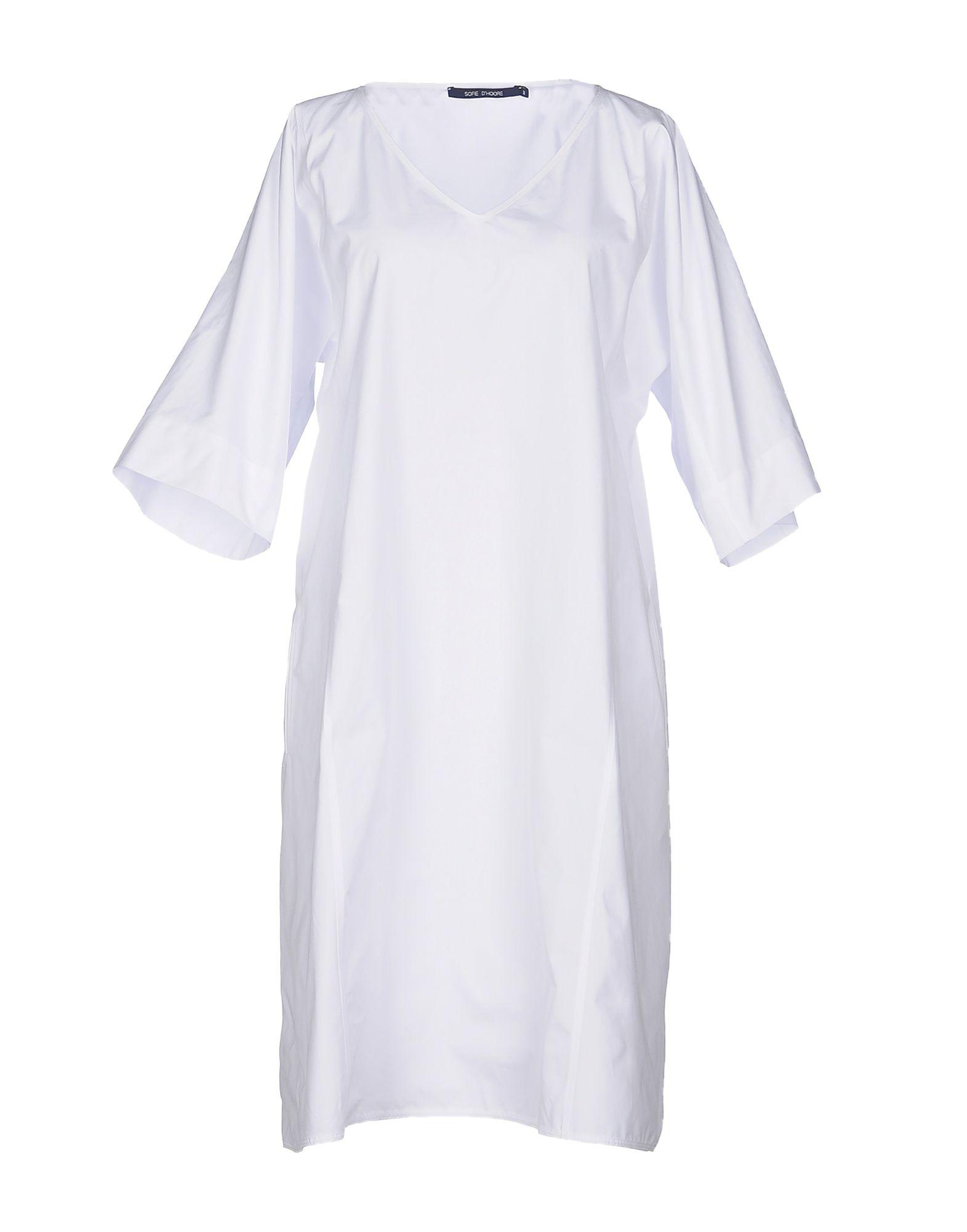 SOFIE D'HOORE Платье до колена paolo casalini платье до колена