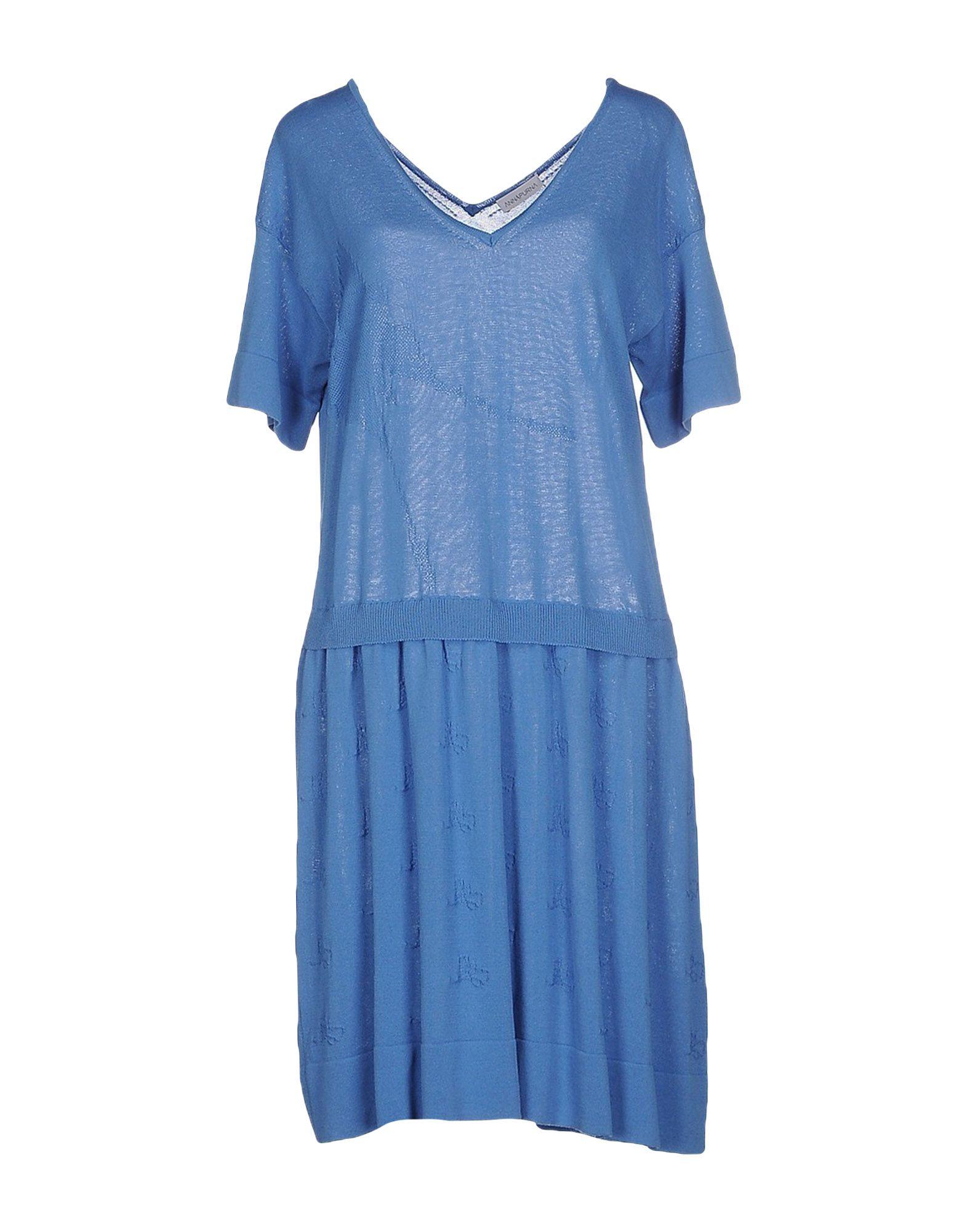 где купить ANNAPURNA Короткое платье по лучшей цене