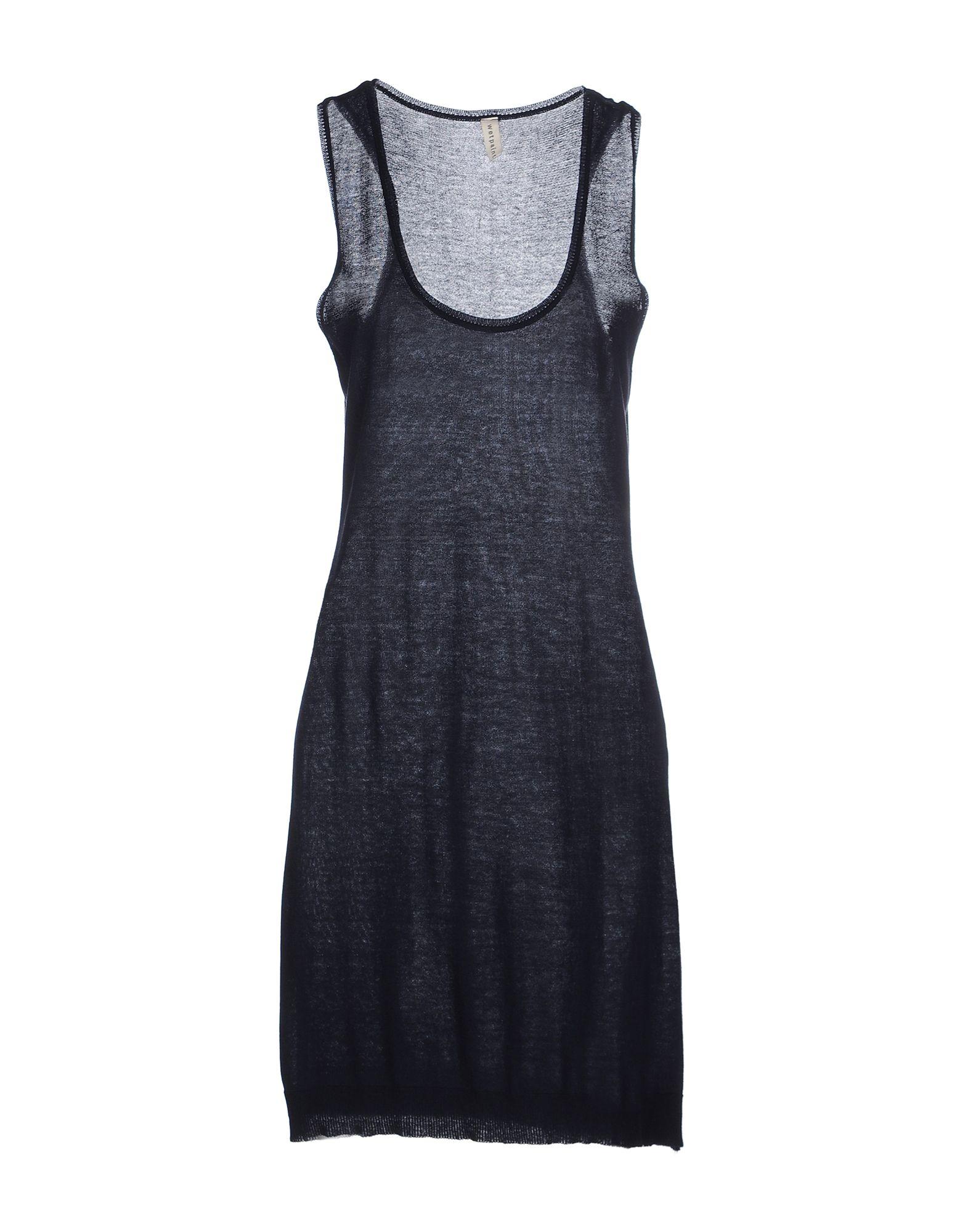 цена WETPAINT Короткое платье онлайн в 2017 году