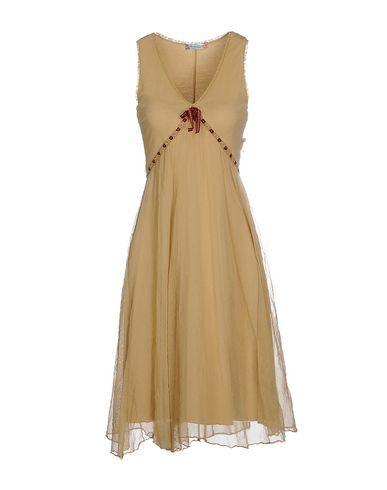 Платье до колена ROBERTA SCARPA 34582636GN