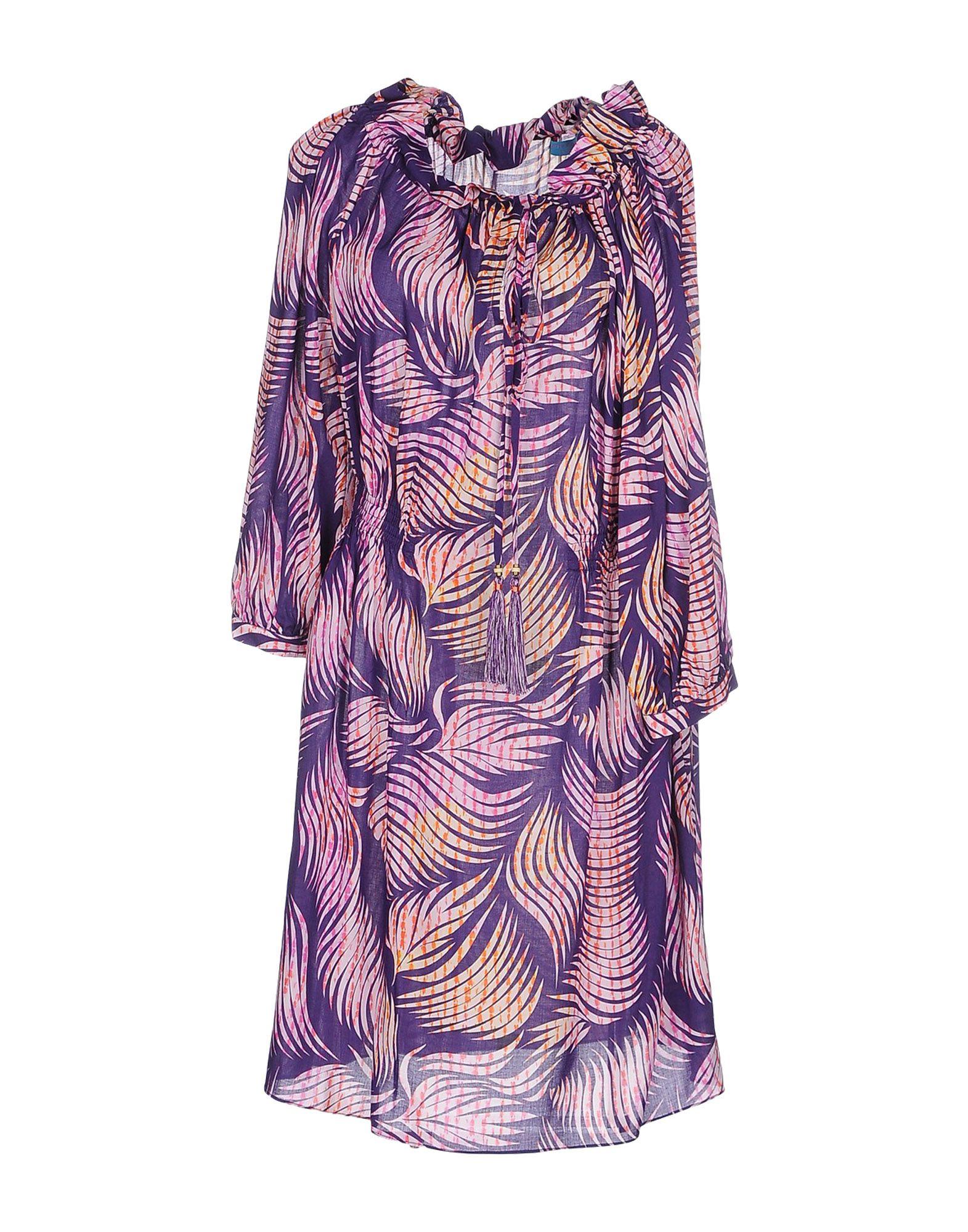 купить MATTHEW WILLIAMSON Короткое платье недорого