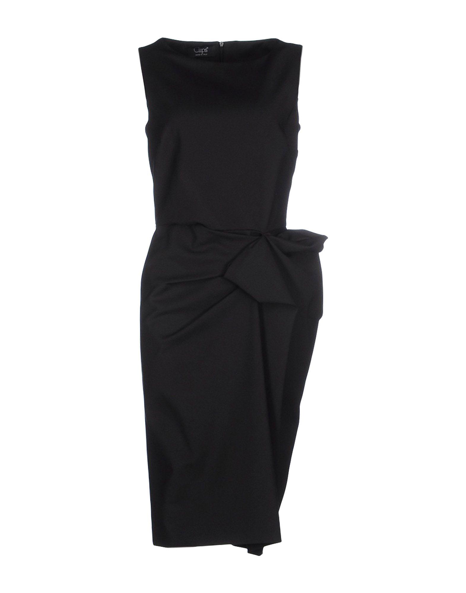 CLIPS Платье до колена цена 2017