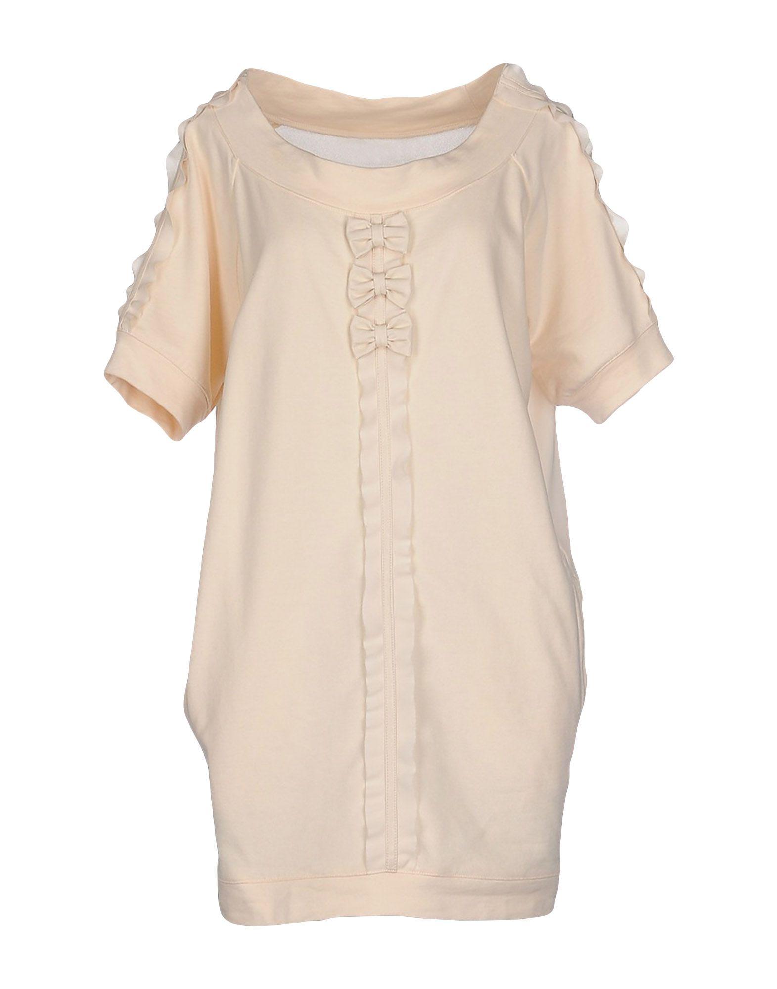 ELISABETTA FRANCHI JEANS Короткое платье