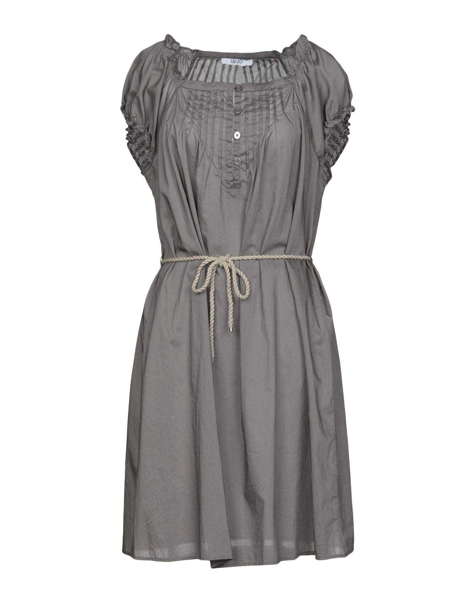 LIU •JO Короткое платье платье jo elle платья и сарафаны мини короткие