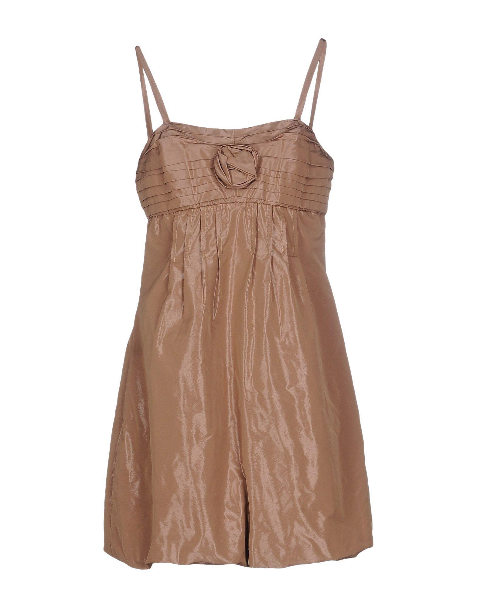 где купить  MISS MONEY MONEY Короткое платье  по лучшей цене