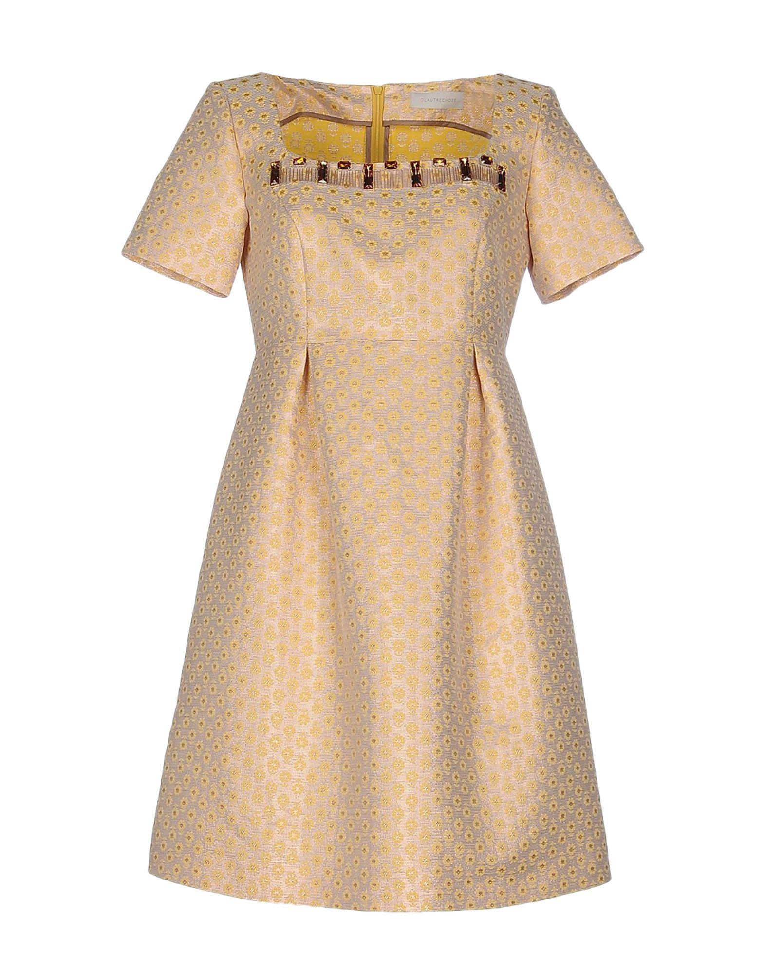 L' AUTRE CHOSE Короткое платье l