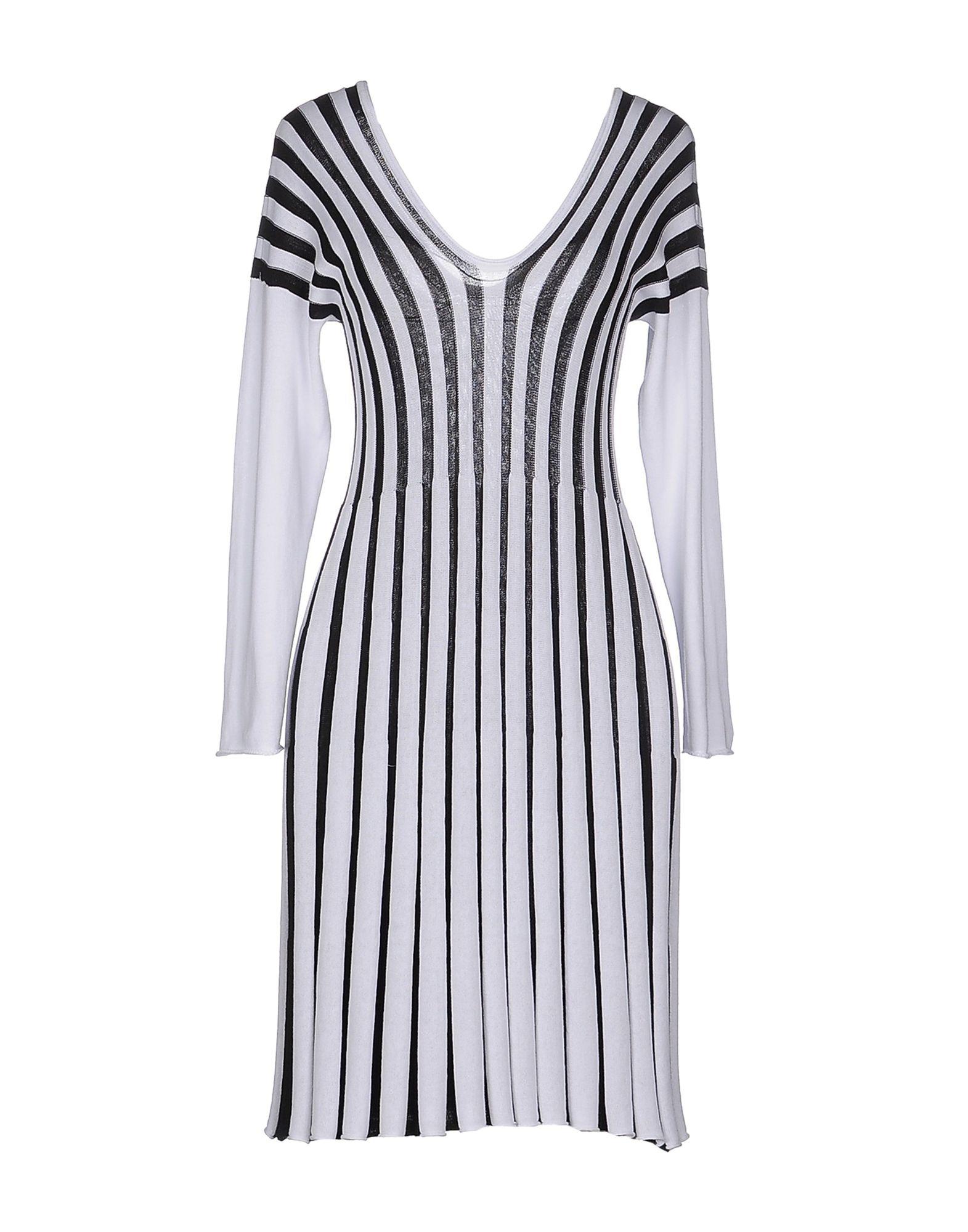 MURBES Короткое платье velvet короткое платье