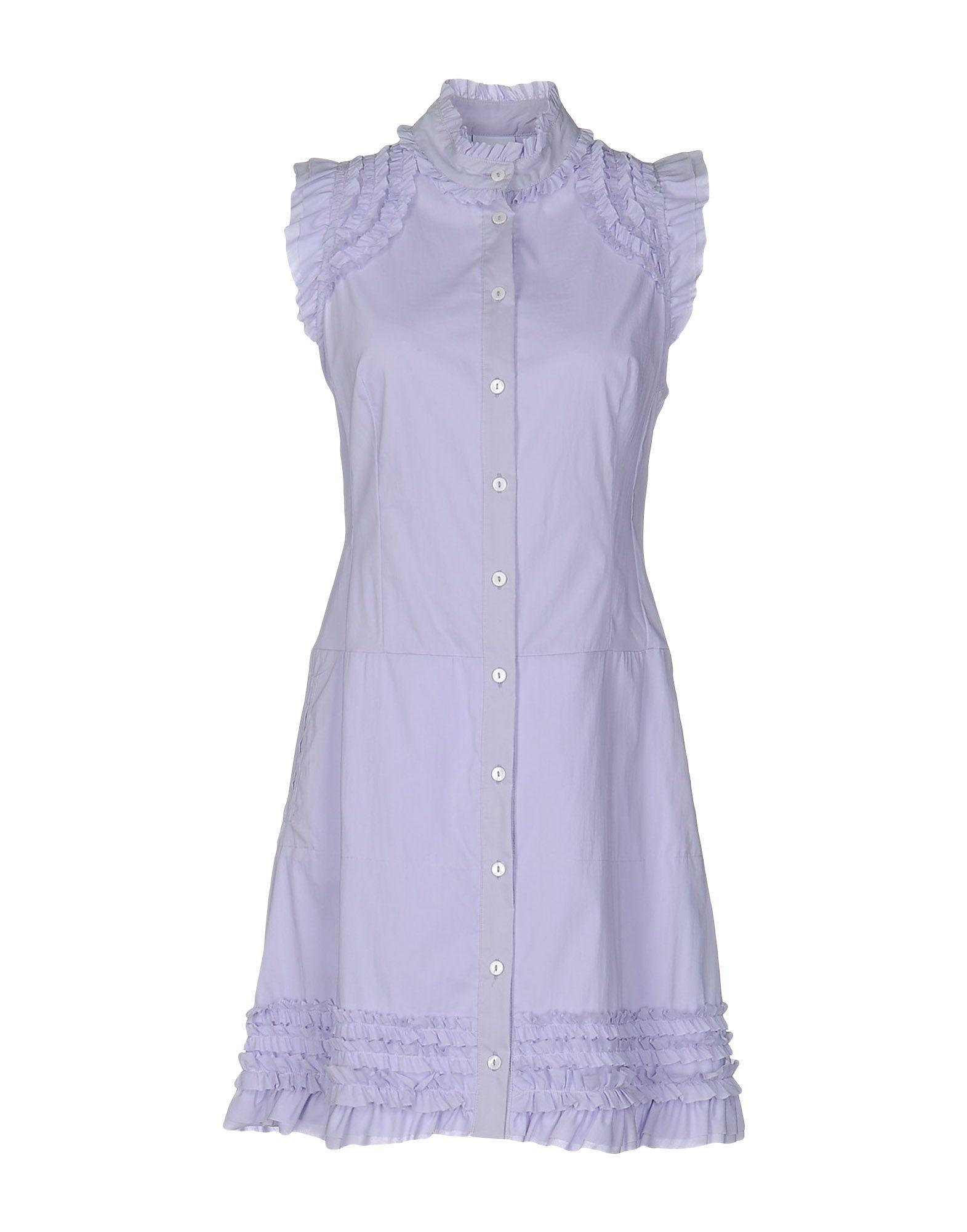 PF PAOLA FRANI Короткое платье mantra paola 3532