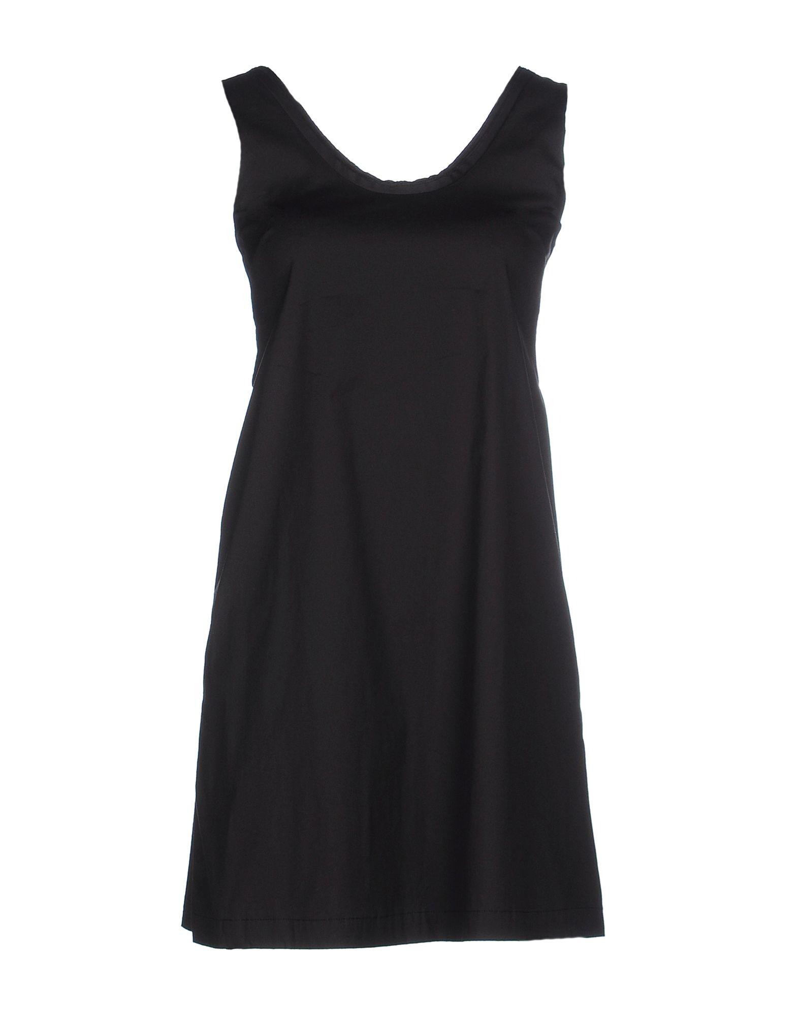 AMBRA ANGIOLINI x ANIYE BY Damen Kurzes Kleid Farbe Schwarz Größe 4