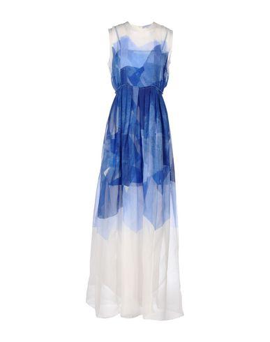 цена  JONATHAN SAUNDERS Длинное платье  онлайн в 2017 году