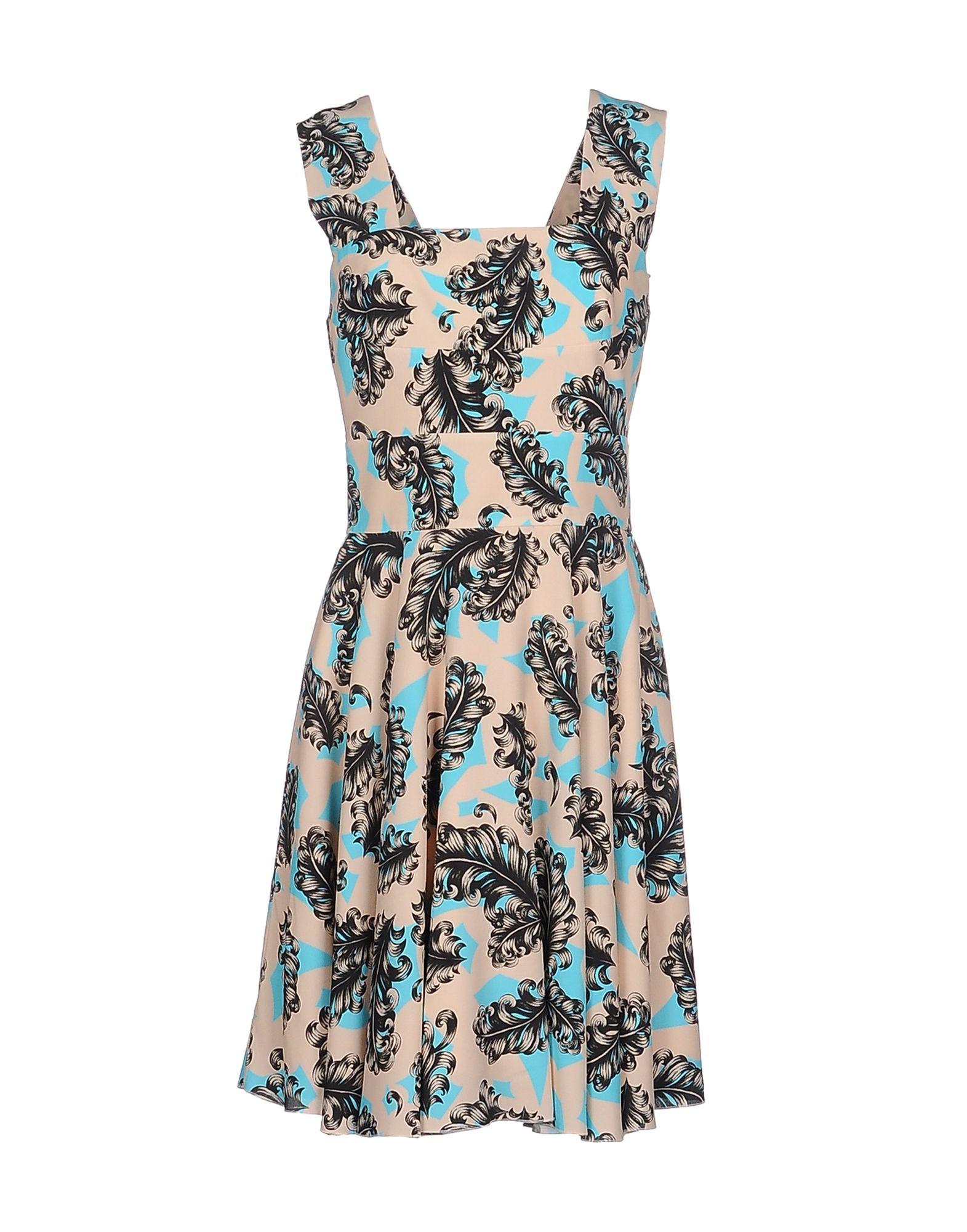 VIKTOR & ROLF Короткое платье стоимость