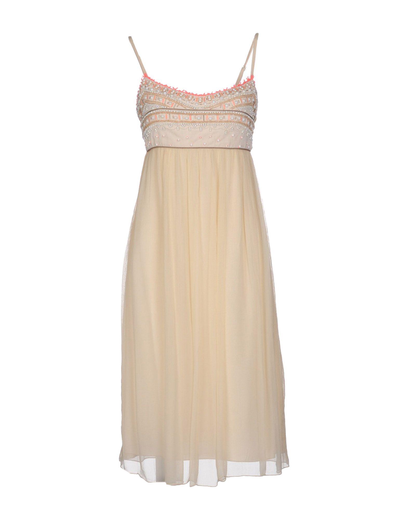 BLANK Платье до колена