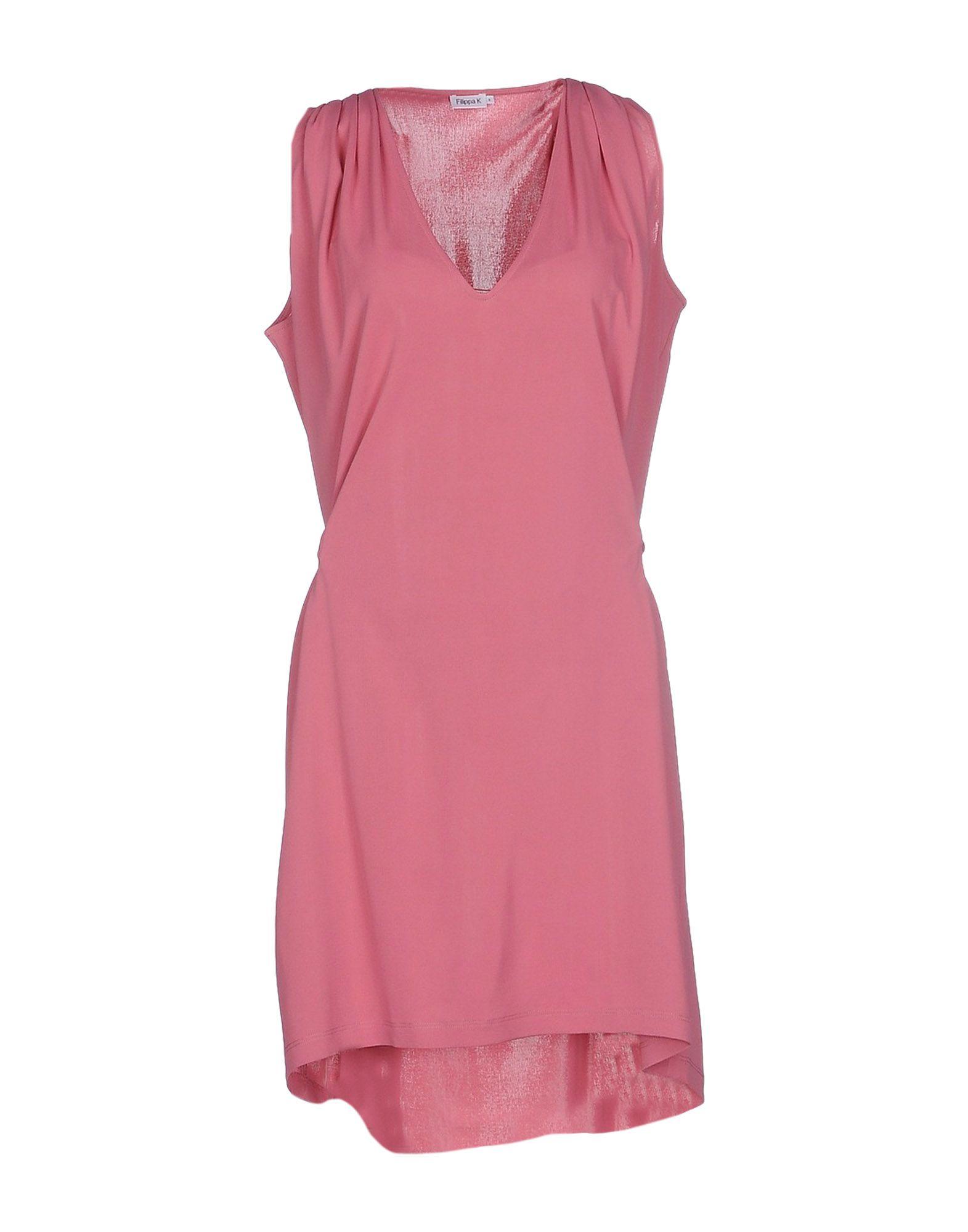 FILIPPA K Короткое платье filippa k пиджак
