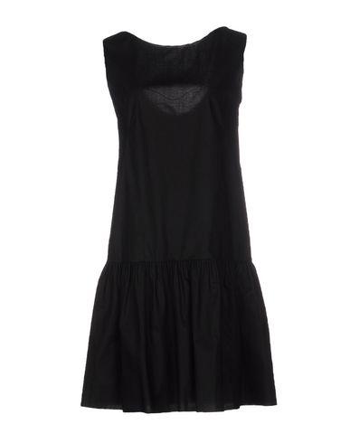 Фото - Платье до колена от BLUE LES COPAINS черного цвета