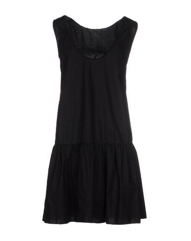 Фото 2 - Платье до колена от BLUE LES COPAINS черного цвета
