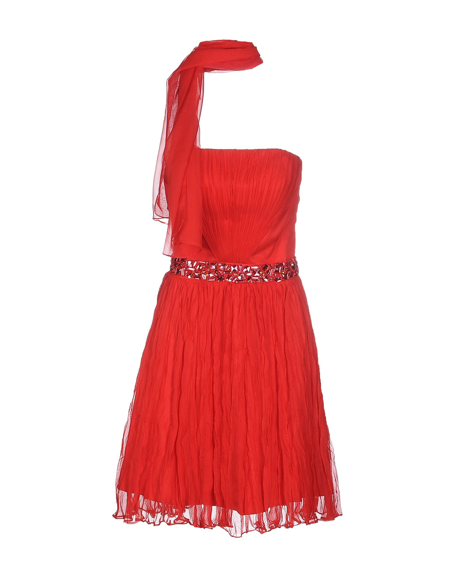 ALLURE LUXURY WEAR Короткое платье allure luxury wear короткое платье