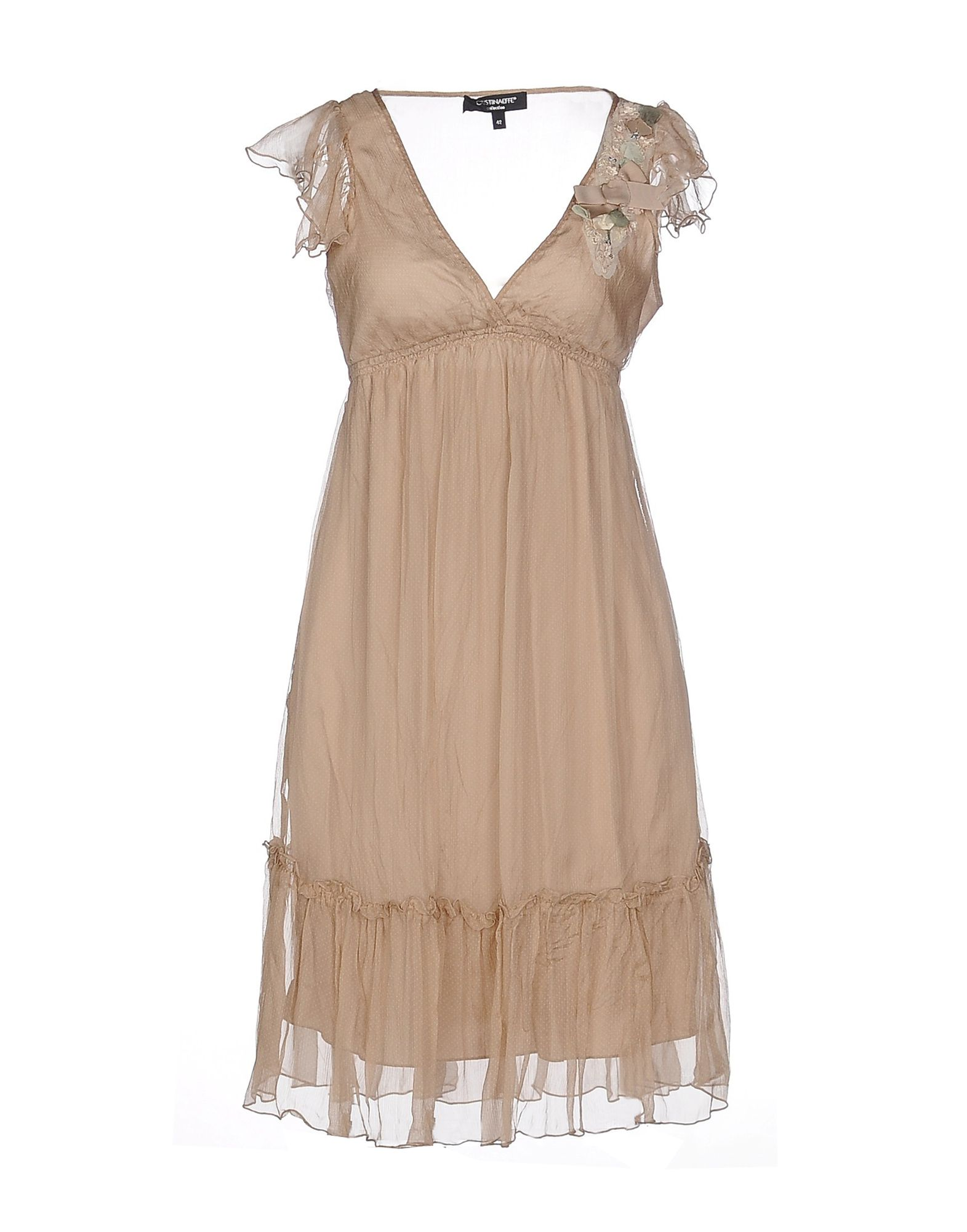CRISTINAEFFE COLLECTION Короткое платье petri короткое платье