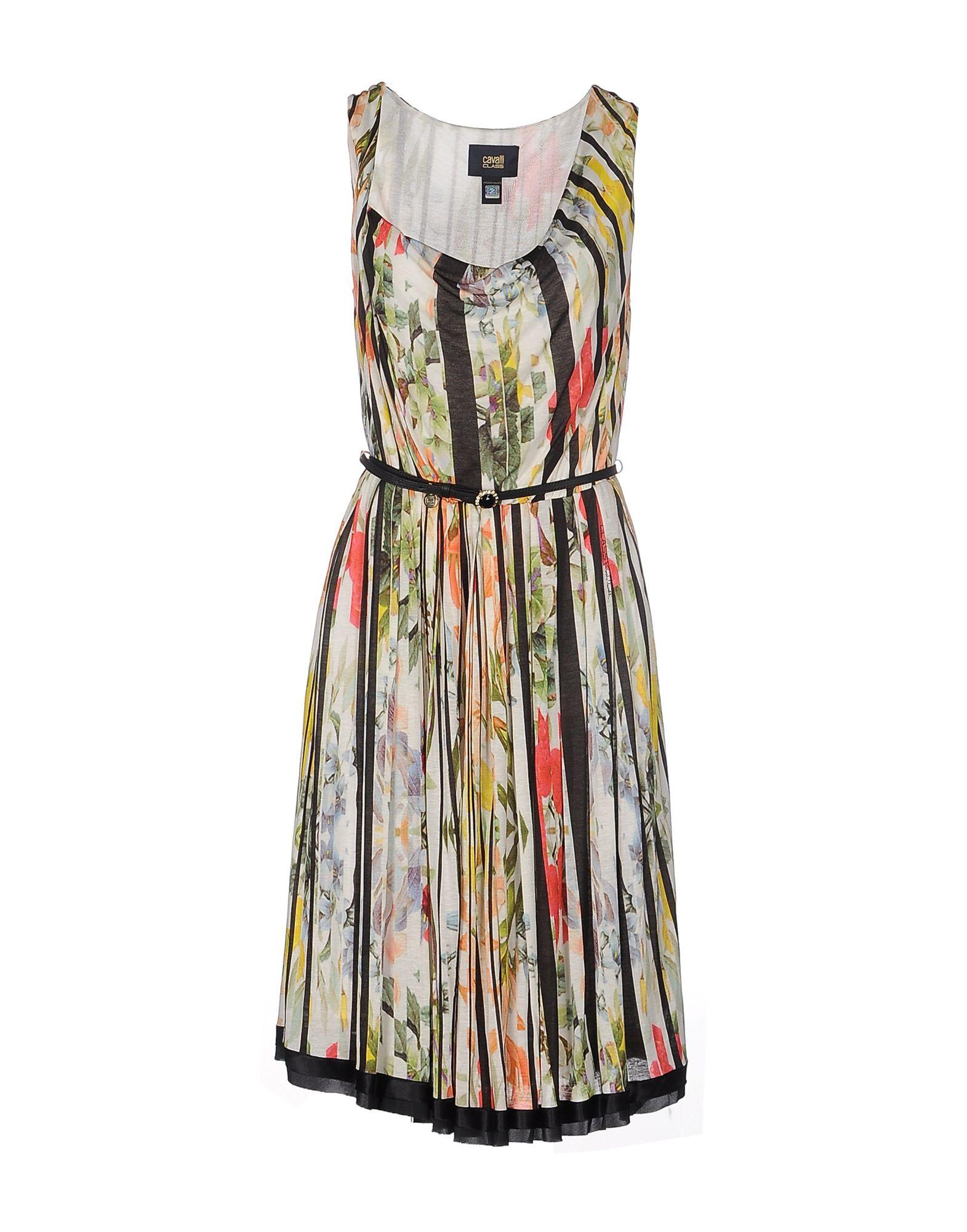 Фото - CAVALLI CLASS Платье до колена alice san diego платье до колена