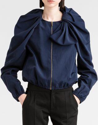 LANVIN Bomber jacket Jacket D f