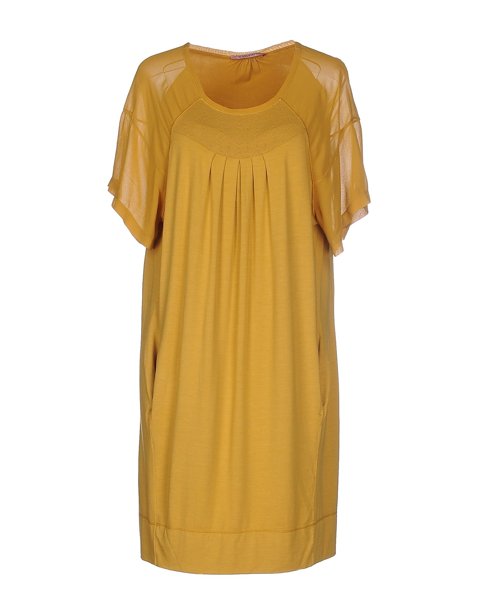TANDEM Короткое платье цена и фото