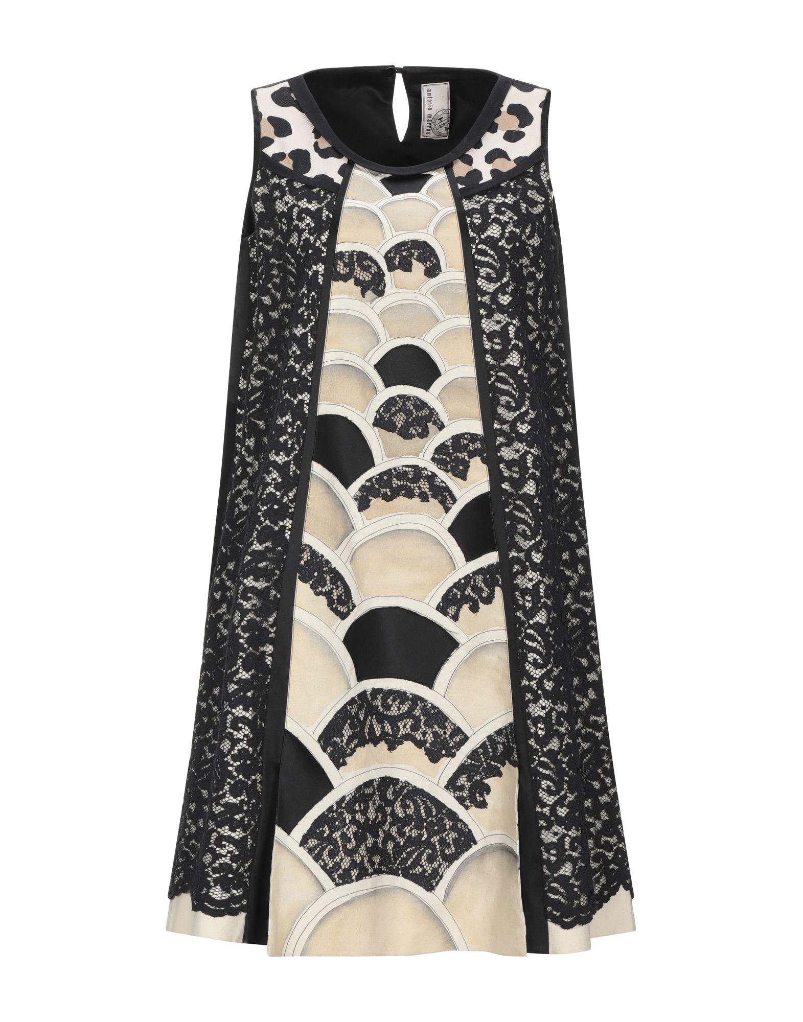 ANTONIO MARRAS Короткое платье недорго, оригинальная цена