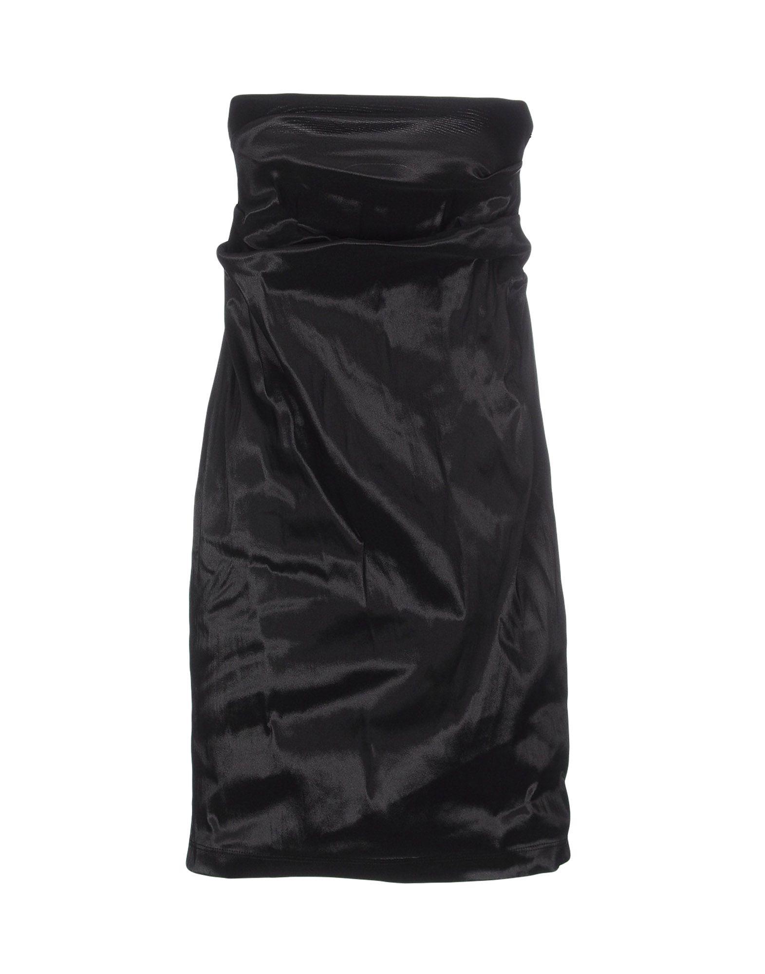PLEIN SUD PAR FAYҪAL AMOR Короткое платье plein sud длинное платье