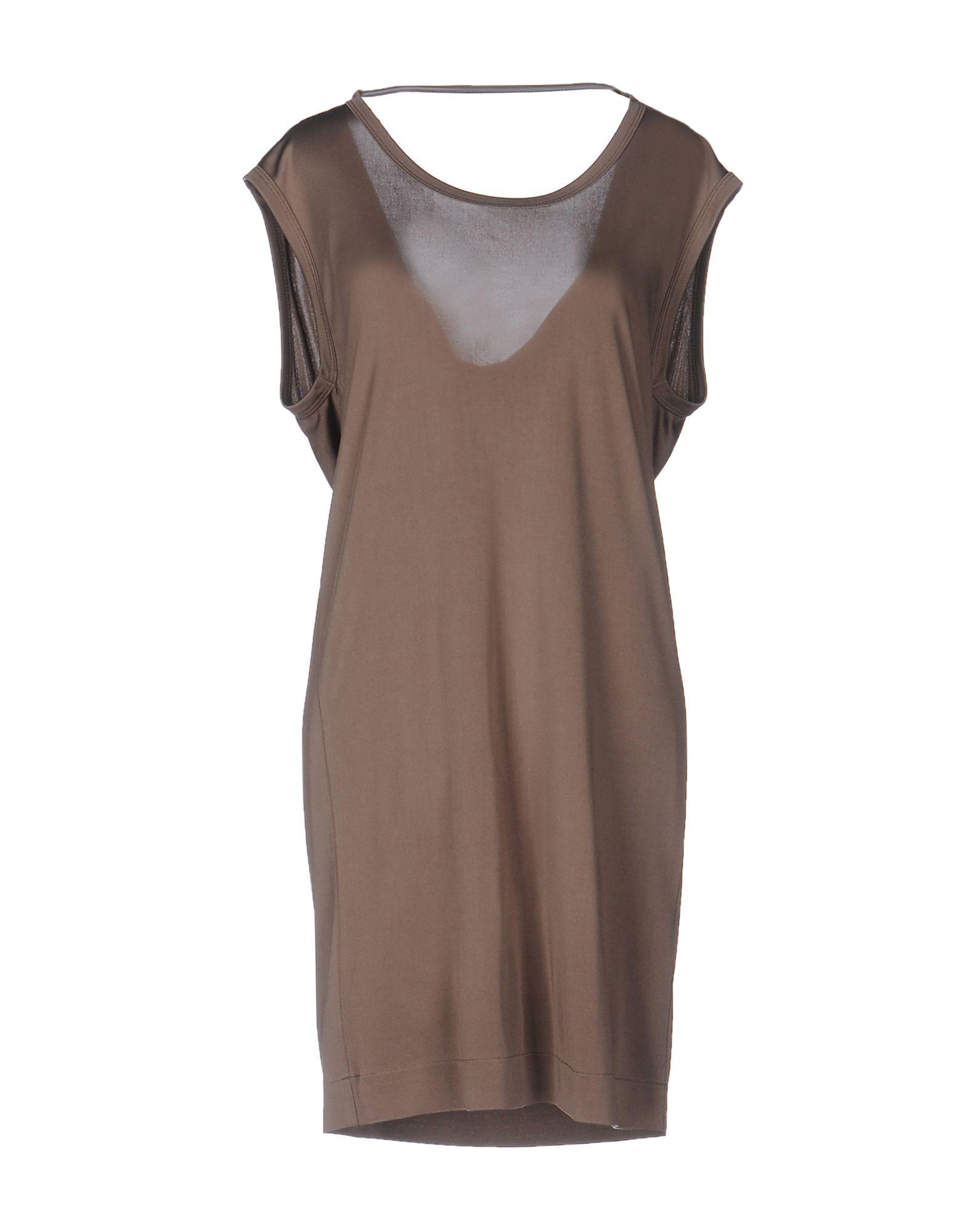 P.A.R.O.S.H. Короткое платье velvet короткое платье