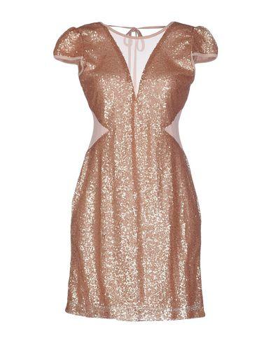 Короткое платье RARE LONDON 34602897DQ