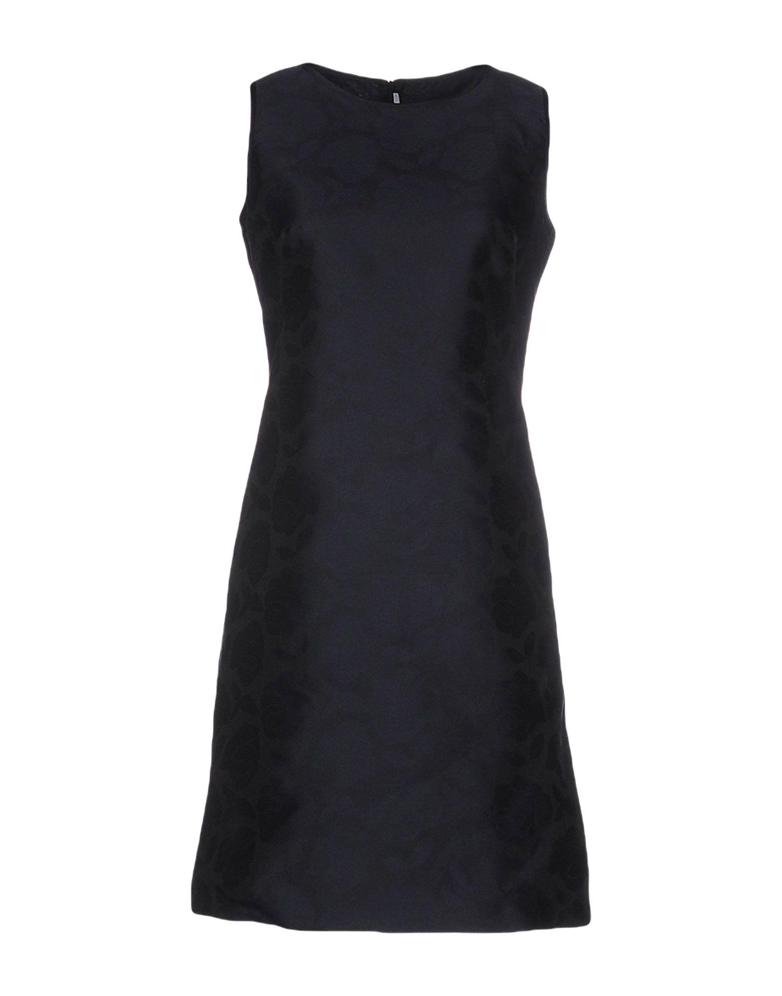 LAVINIATURRA Короткое платье oglich короткое платье