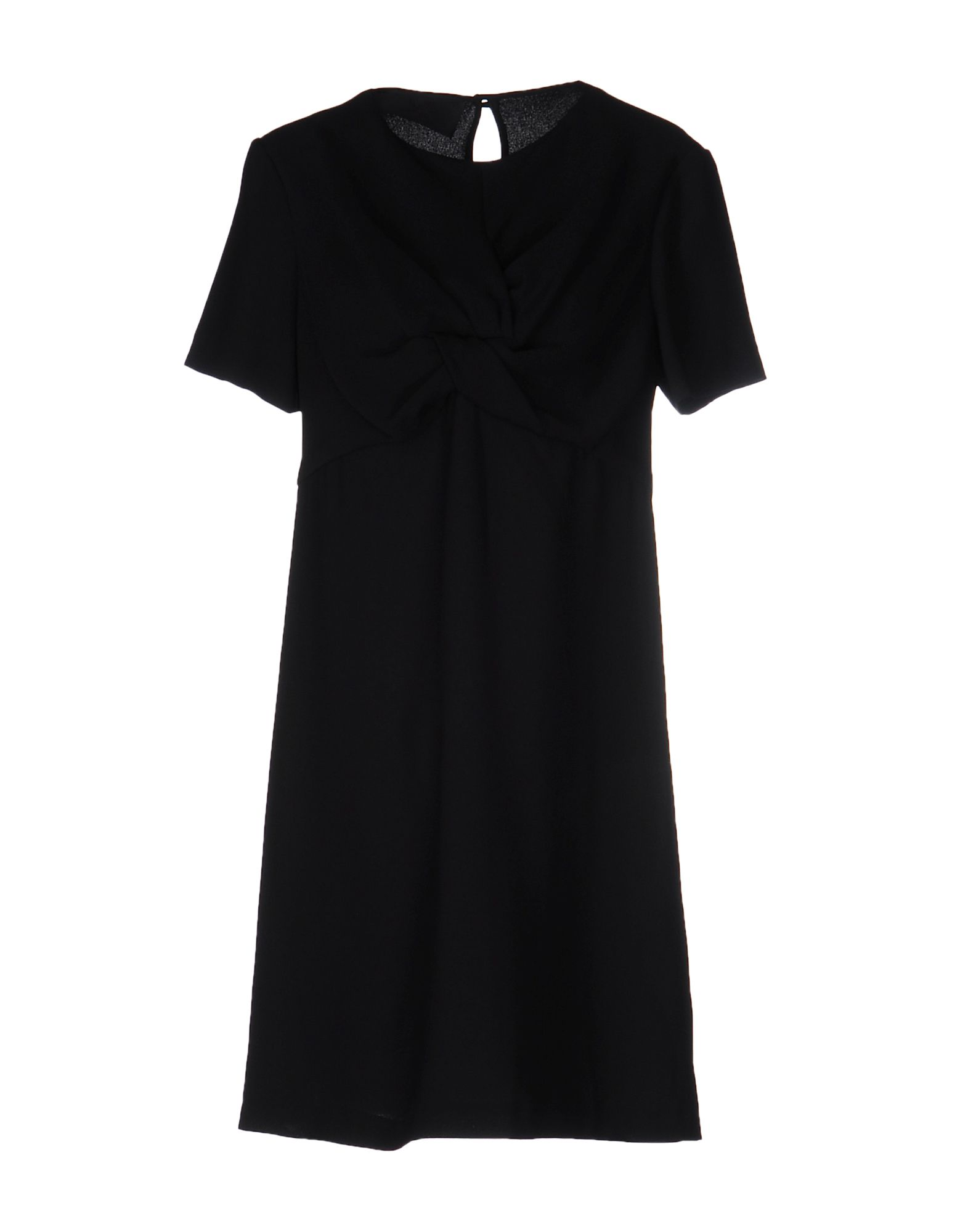 BETTY BLUE Damen Kurzes Kleid Farbe Schwarz Größe 5