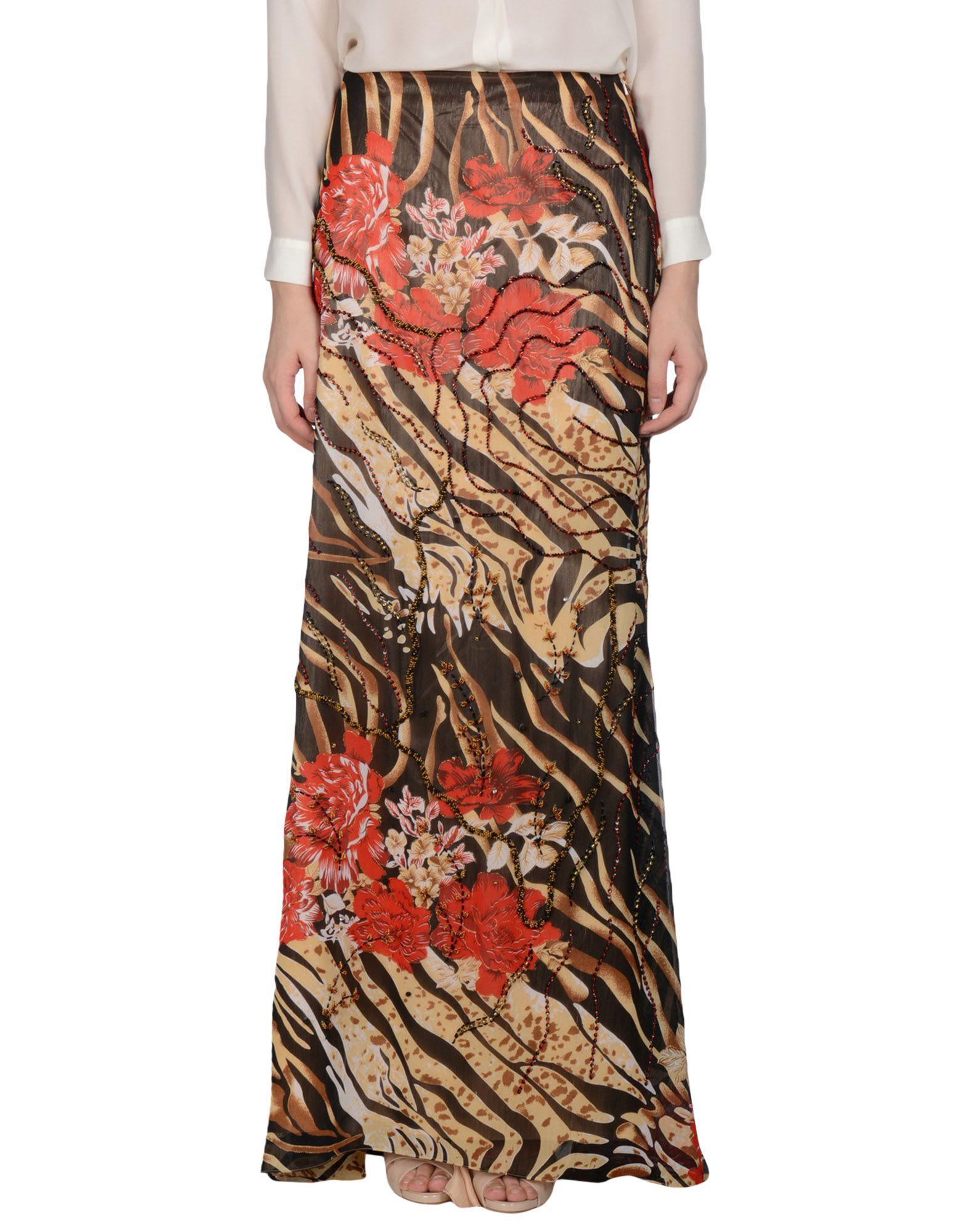 где купить  ZM WOMAN Длинная юбка  по лучшей цене