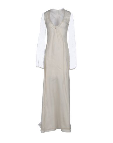 Foto LES PRAIRIES DE PARIS Vestito lungo donna Vestiti lunghi