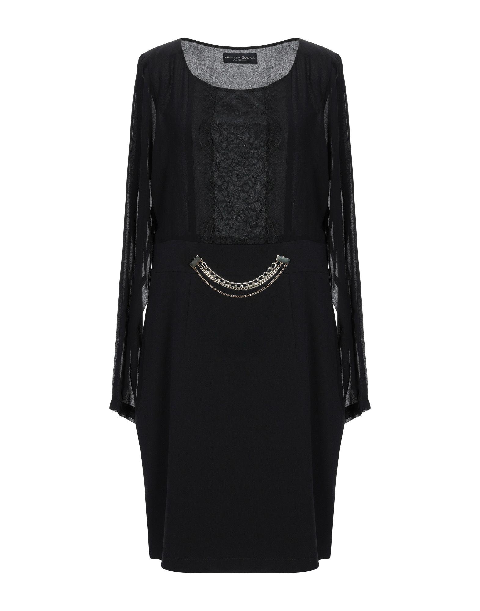 CRISTINA GAVIOLI COLLECTION Короткое платье платье cristina gavioli платья и сарафаны мини короткие