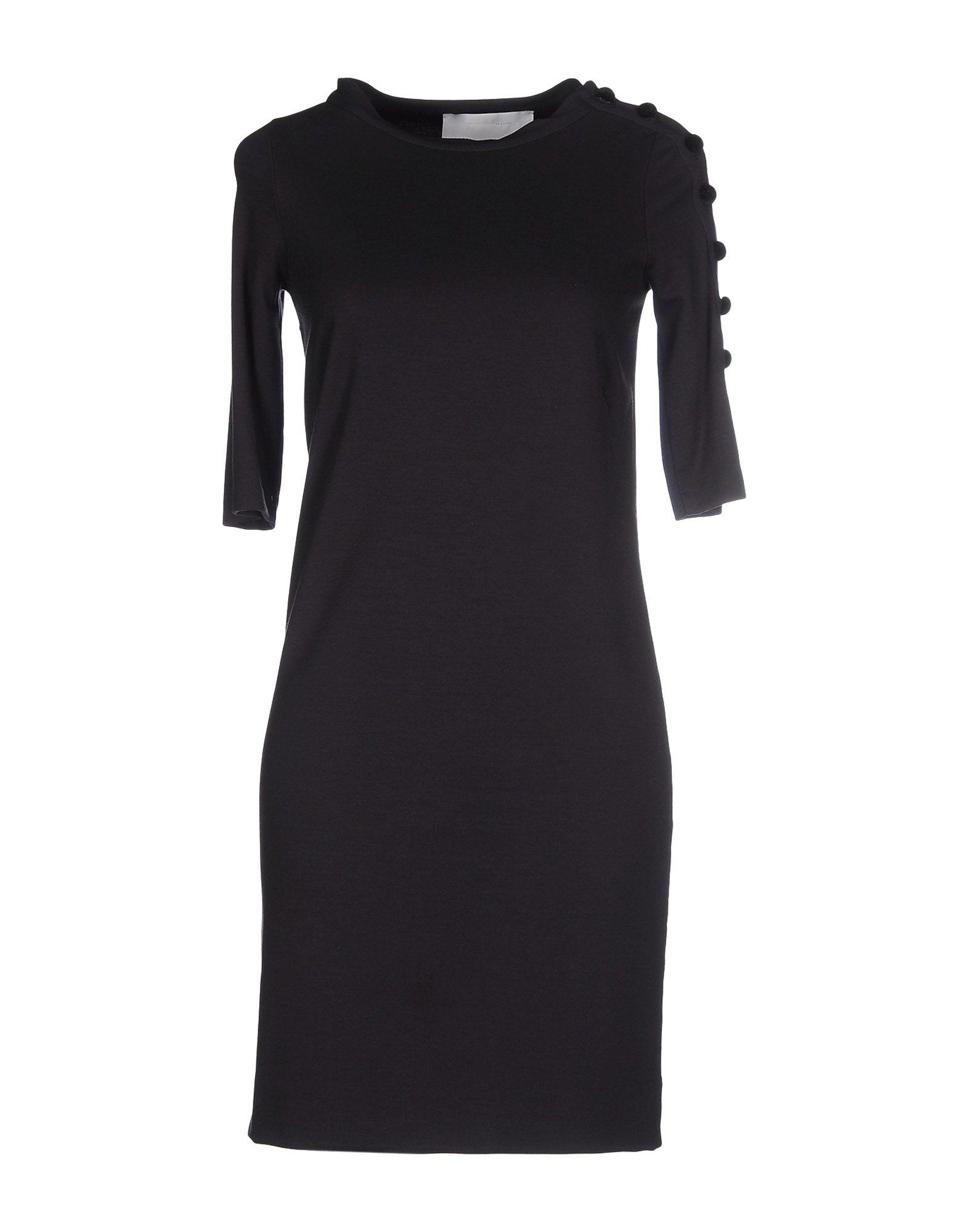 цена NORMALUISA Короткое платье онлайн в 2017 году